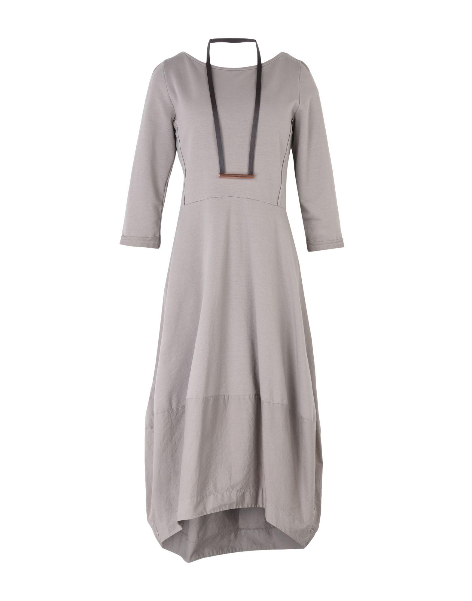 MOTEL Платье длиной 3/4 neeru kumar платье длиной 3 4