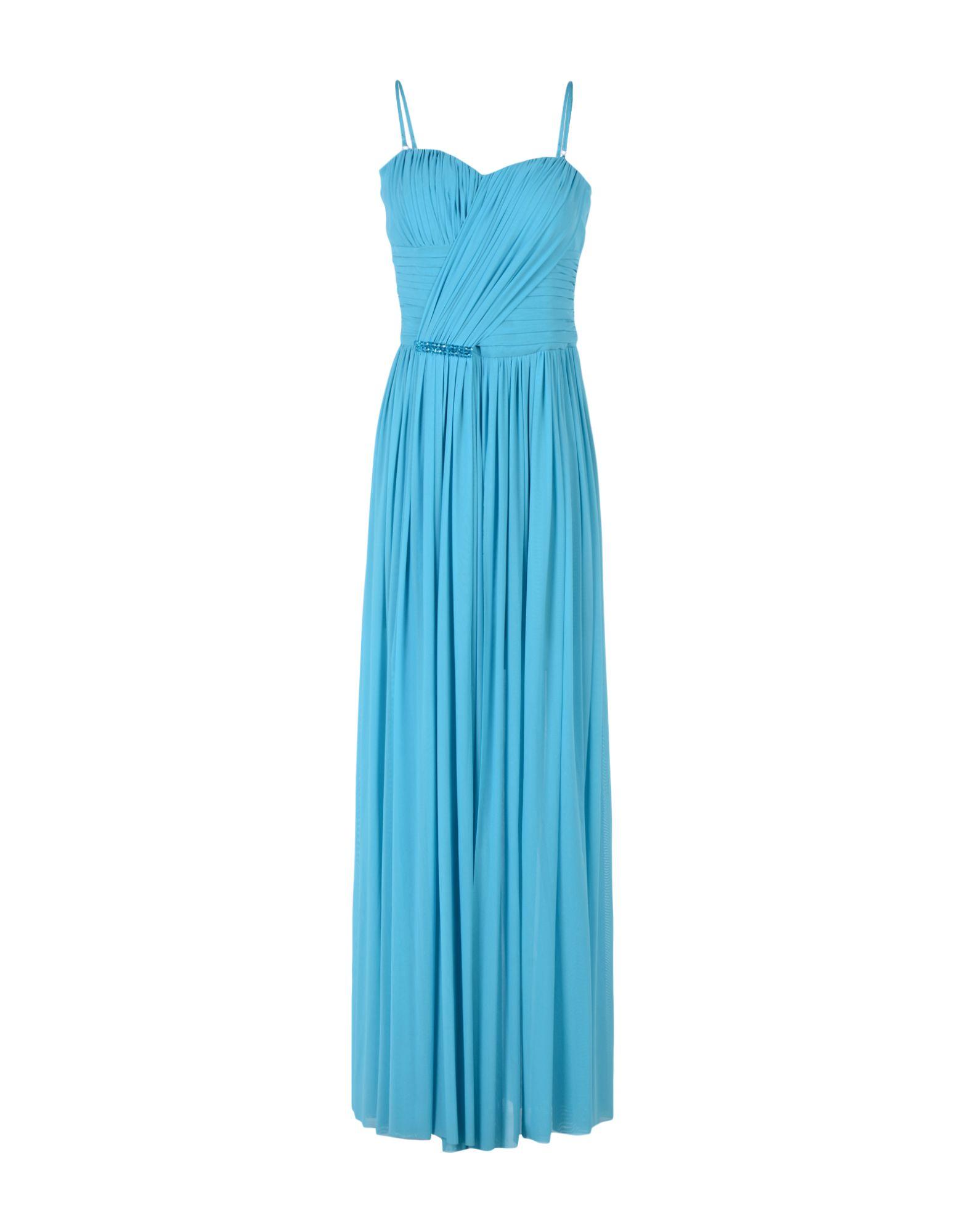 SOANI Длинное платье платье короткое спереди длинное сзади летнее