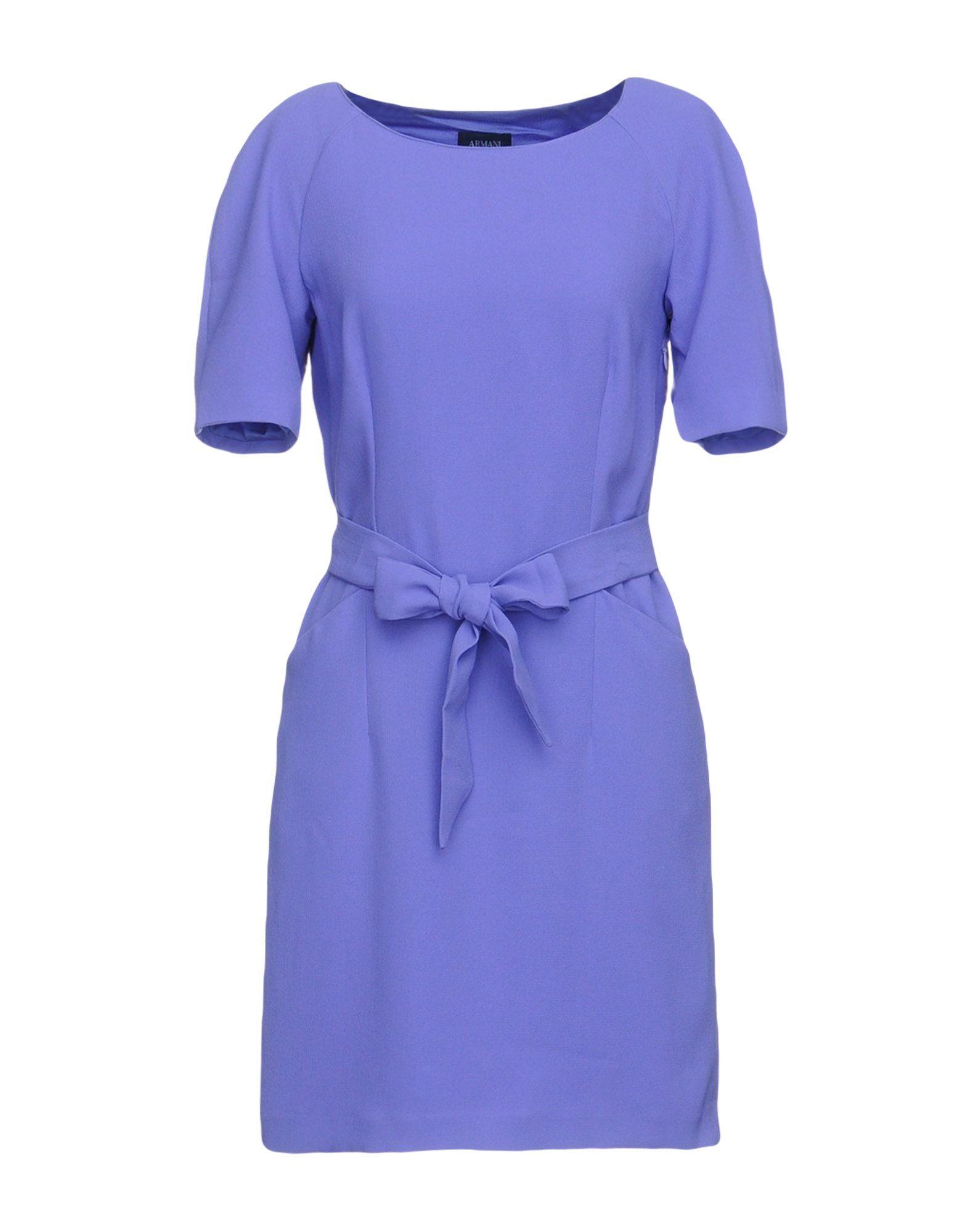 ARMANI JEANS Короткое платье ремень женский armani jeans цвет черный 75104 c2 12 размер i 75