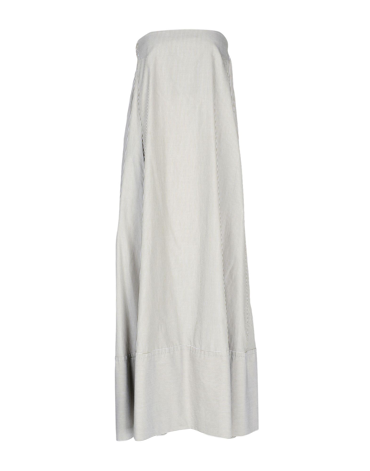 ..,MERCI Платье длиной 3/4 merci юбка длиной 3 4