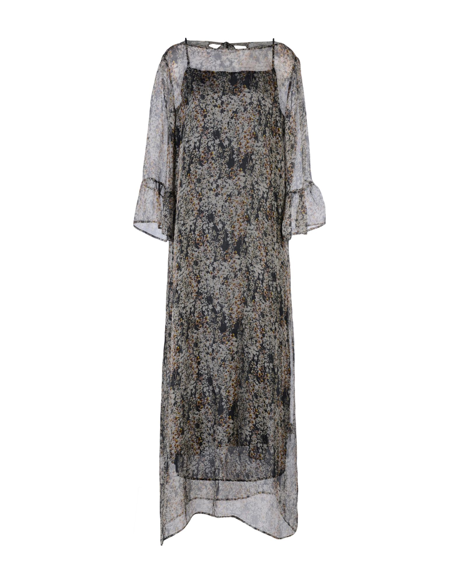 ZHELDA Платье длиной 3/4 lisa corti платье длиной 3 4