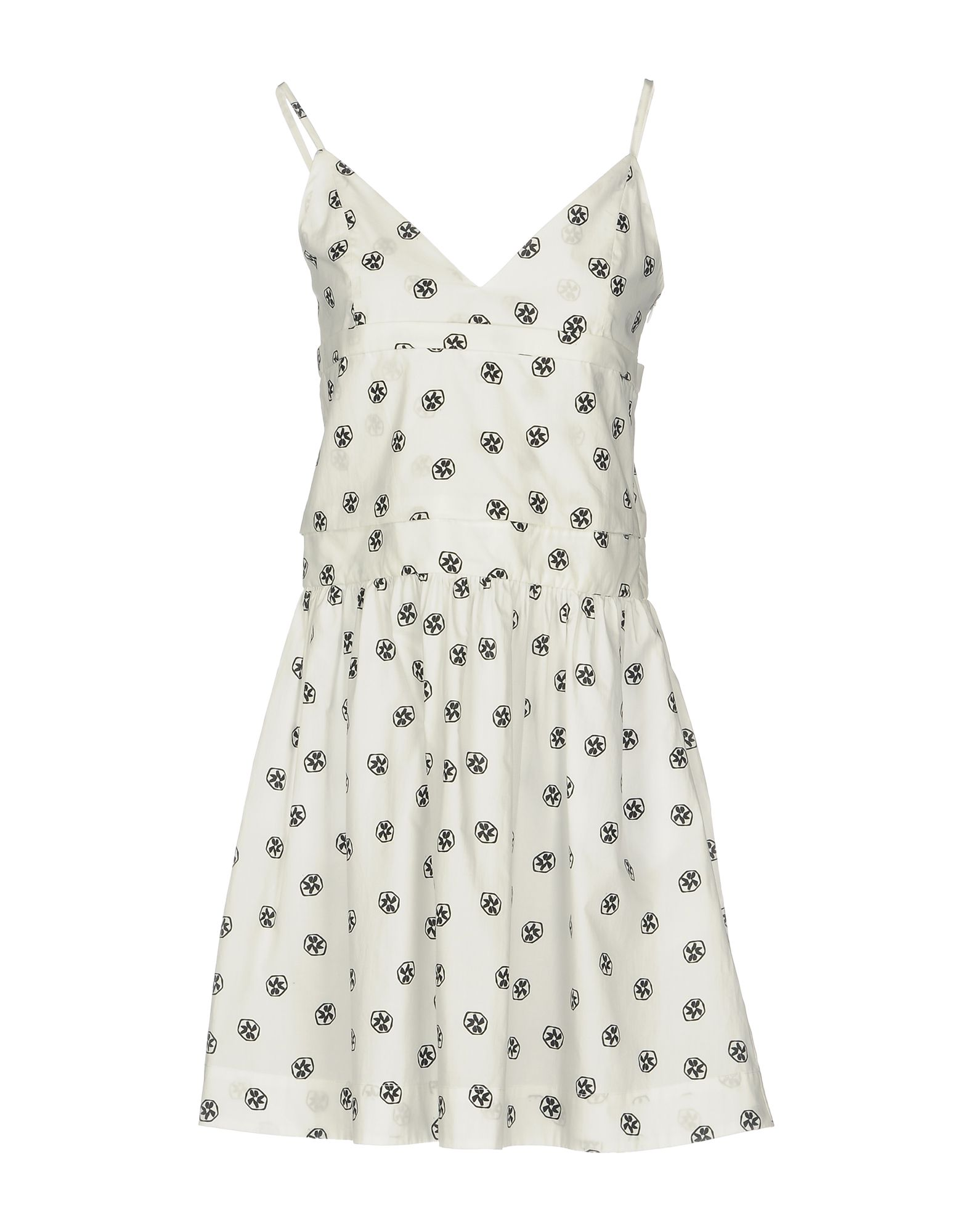 MAURO GRIFONI Короткое платье achillea короткое платье