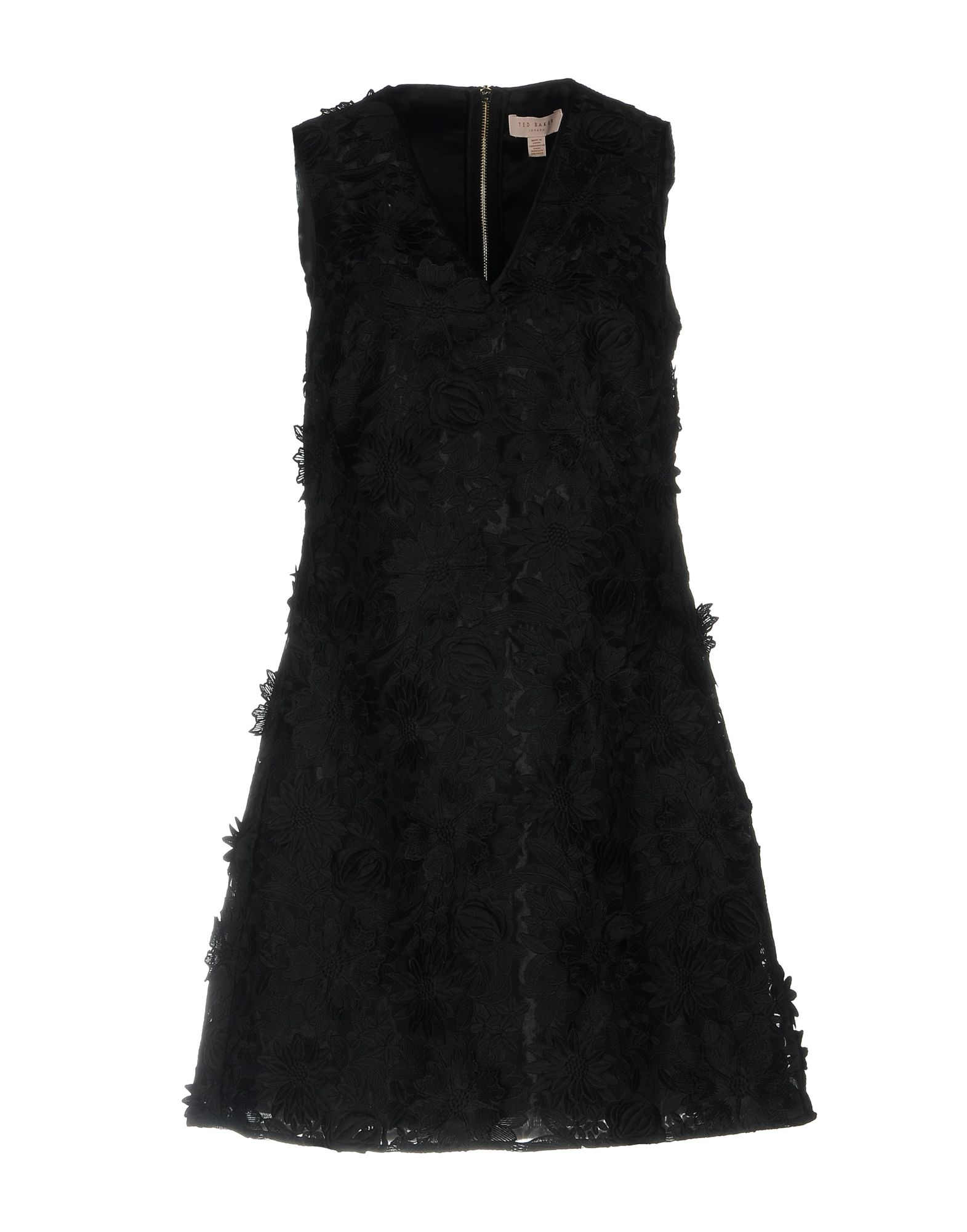 TED BAKER Короткое платье пуховик ted baker london ted baker london te019ewvxh91
