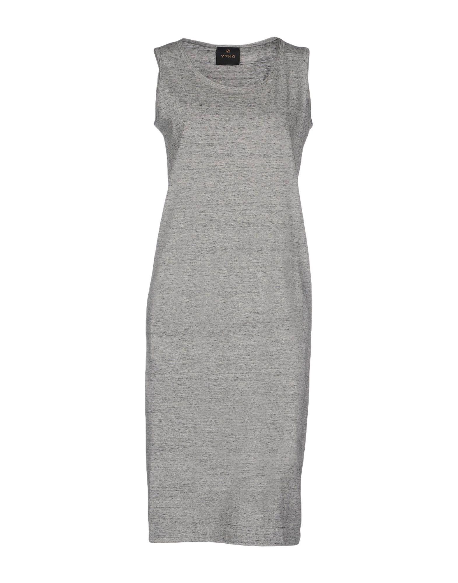 YPNO Платье до колена ypno короткое платье