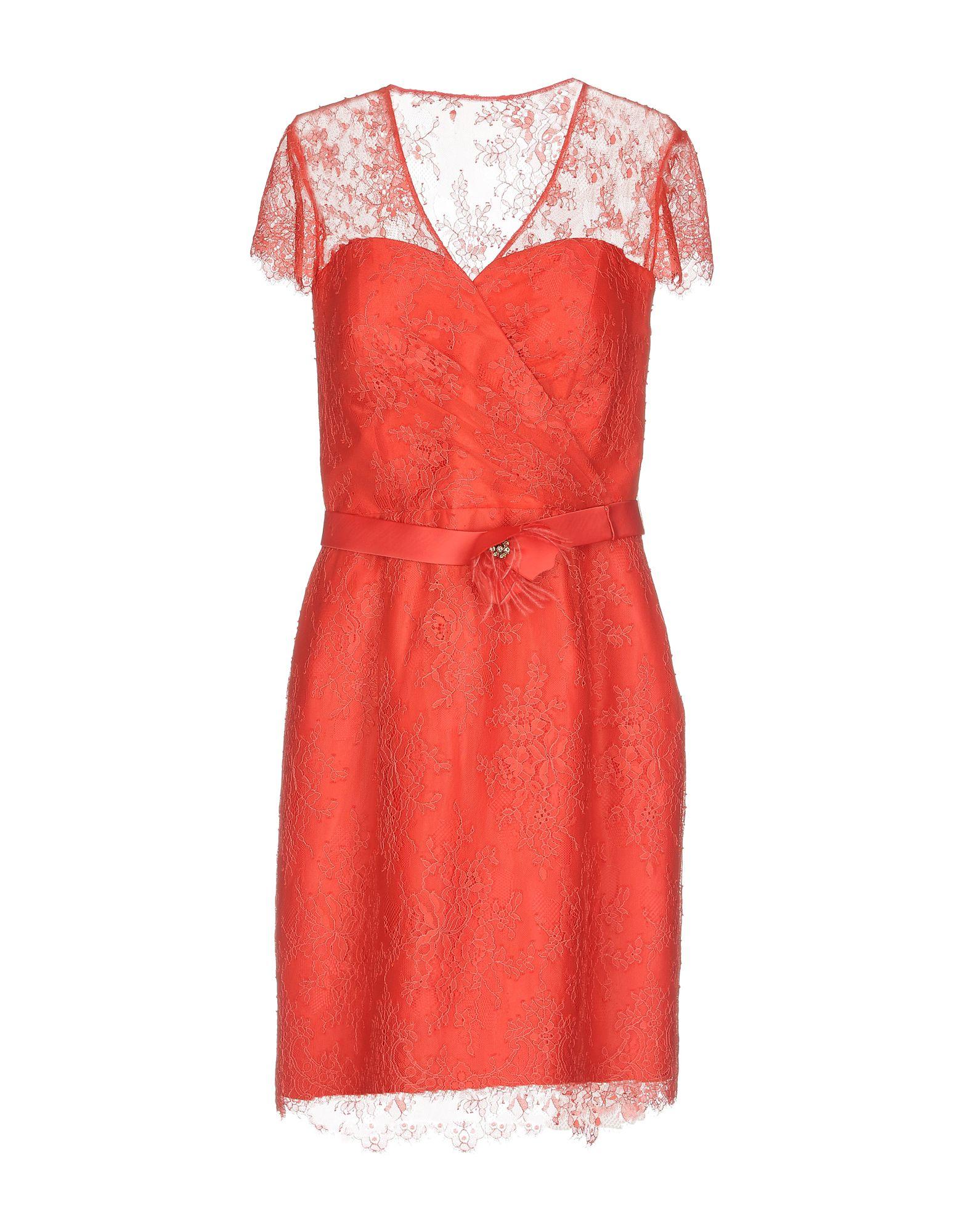 PASTORE COUTURE Короткое платье runail дизайн для ногтей слюда 0330