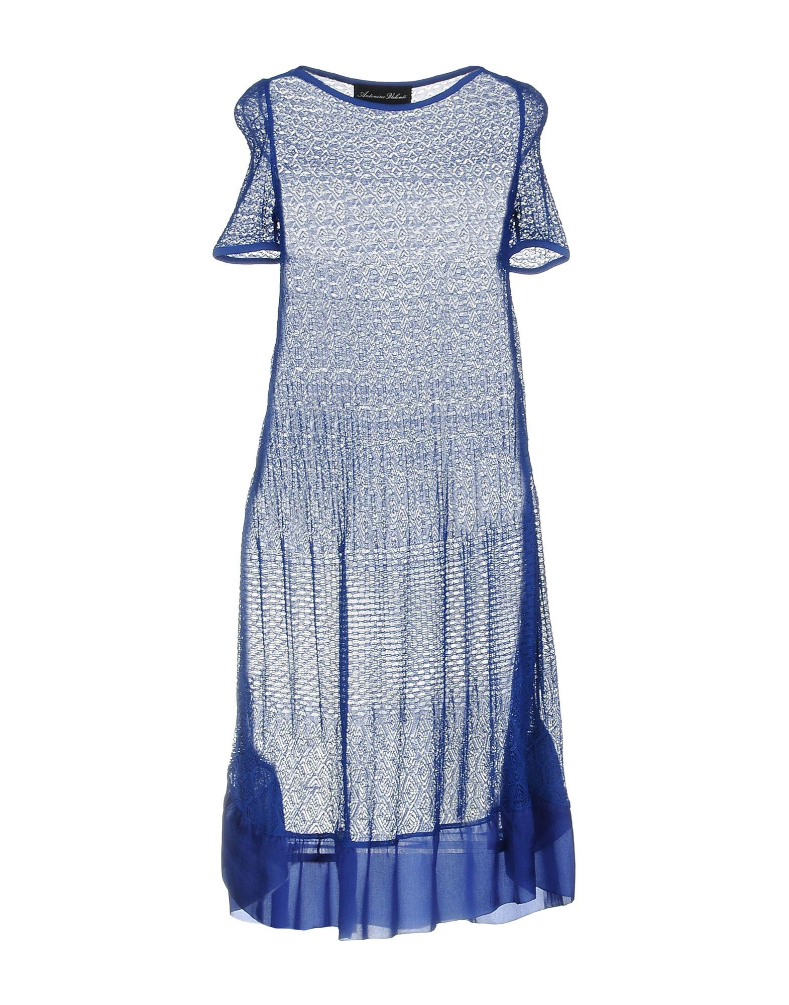 ANTONINO VALENTI Платье до колена костюмы valenti костюм