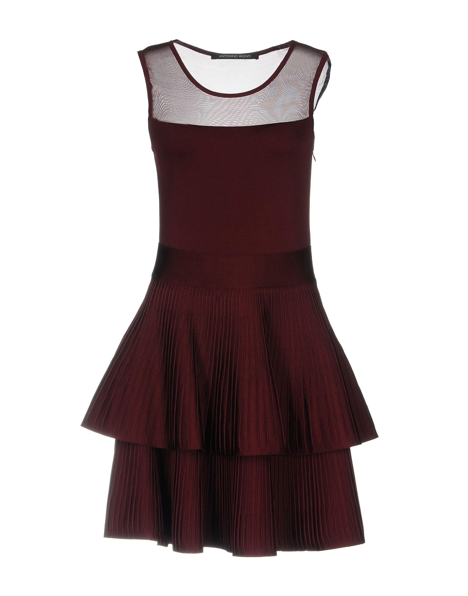 ANTONINO VALENTI Короткое платье костюмы valenti костюм
