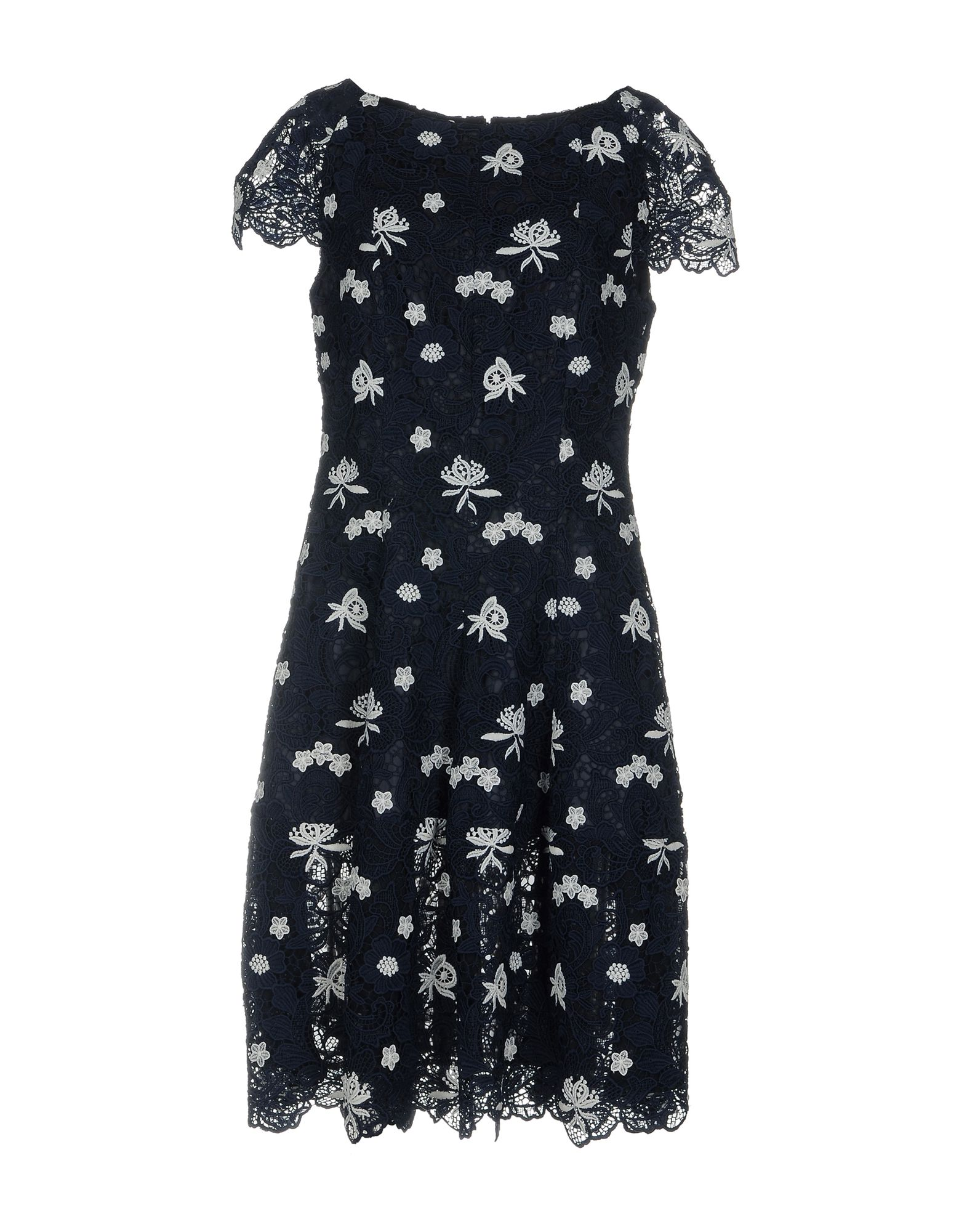 TALBOT RUNHOF Платье до колена цены онлайн
