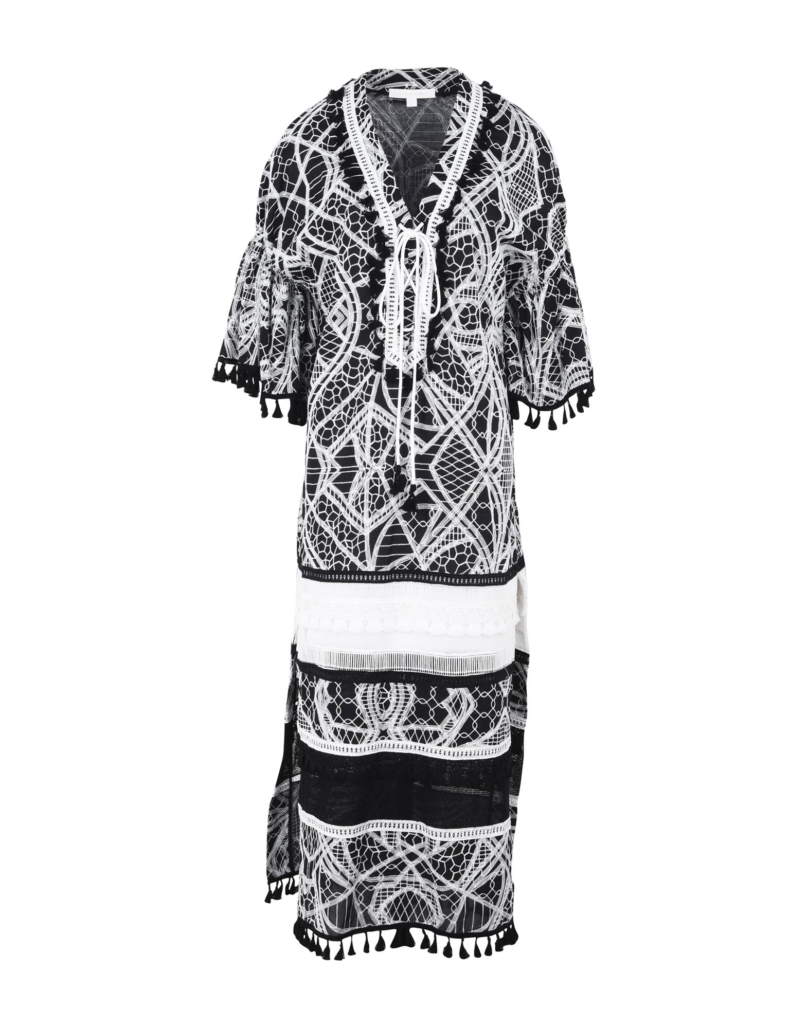 JONATHAN SIMKHAI Платье длиной 3/4 jonathan simkhai платье длиной 3 4
