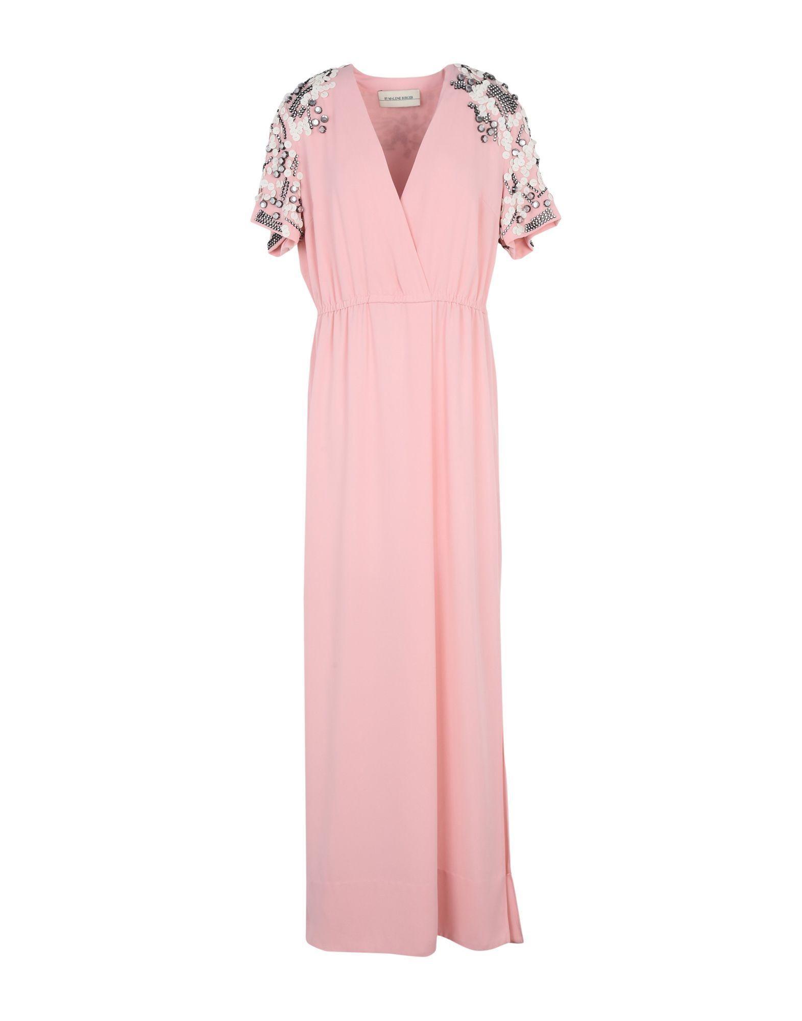 цена BY MALENE BIRGER Длинное платье онлайн в 2017 году