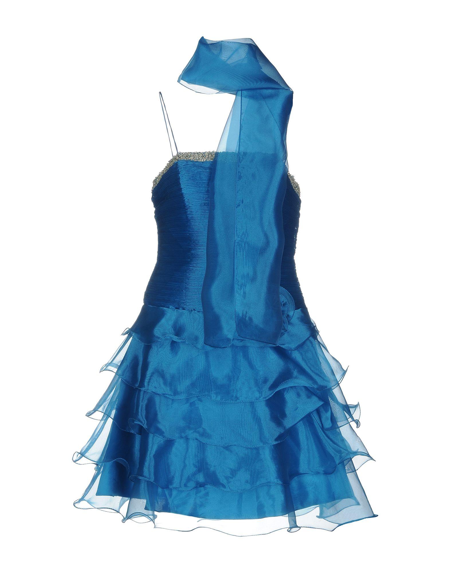 GAIA Короткое платье gaia rossi короткое платье