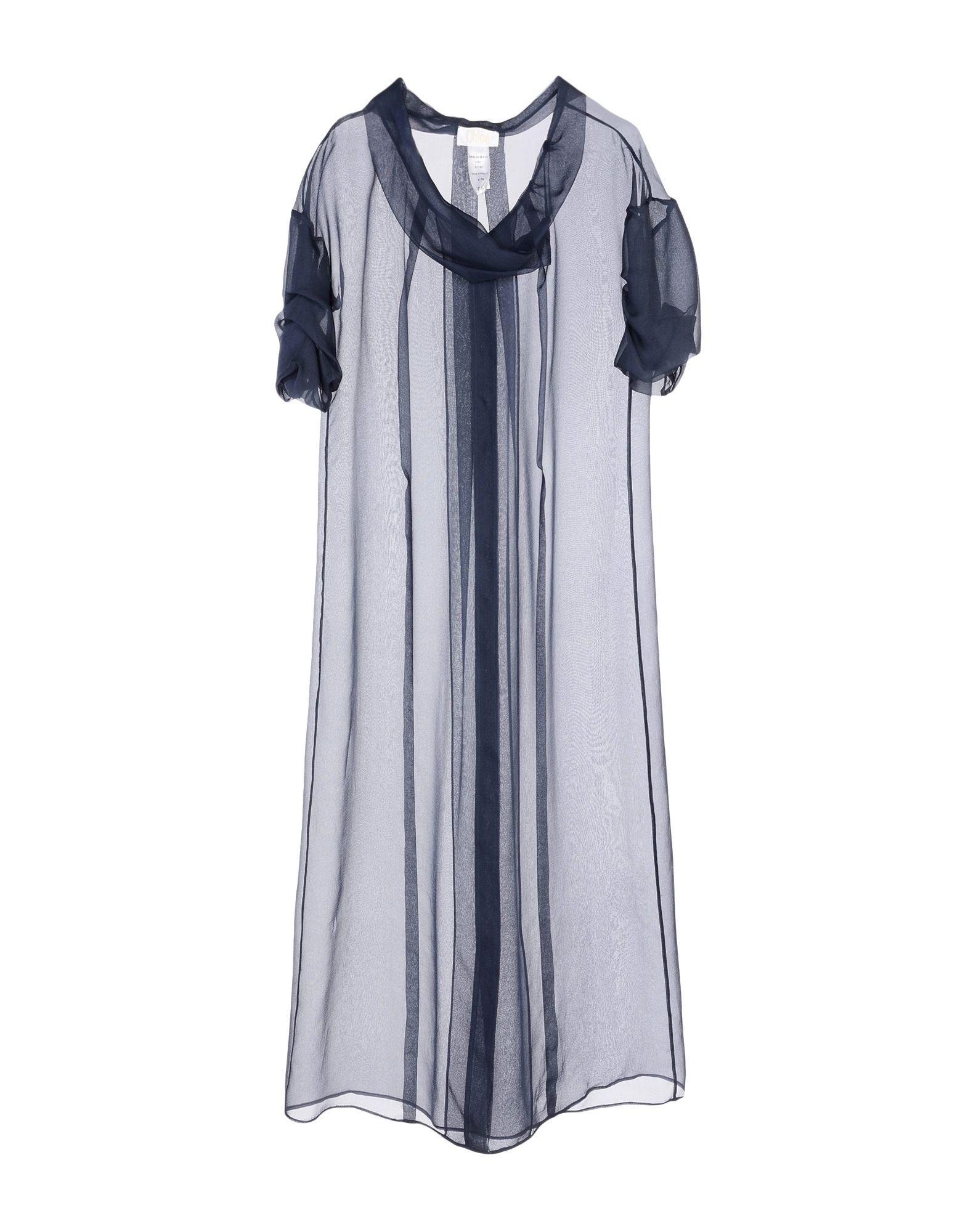 CHLOÉ Платье длиной 3/4 lisa corti платье длиной 3 4