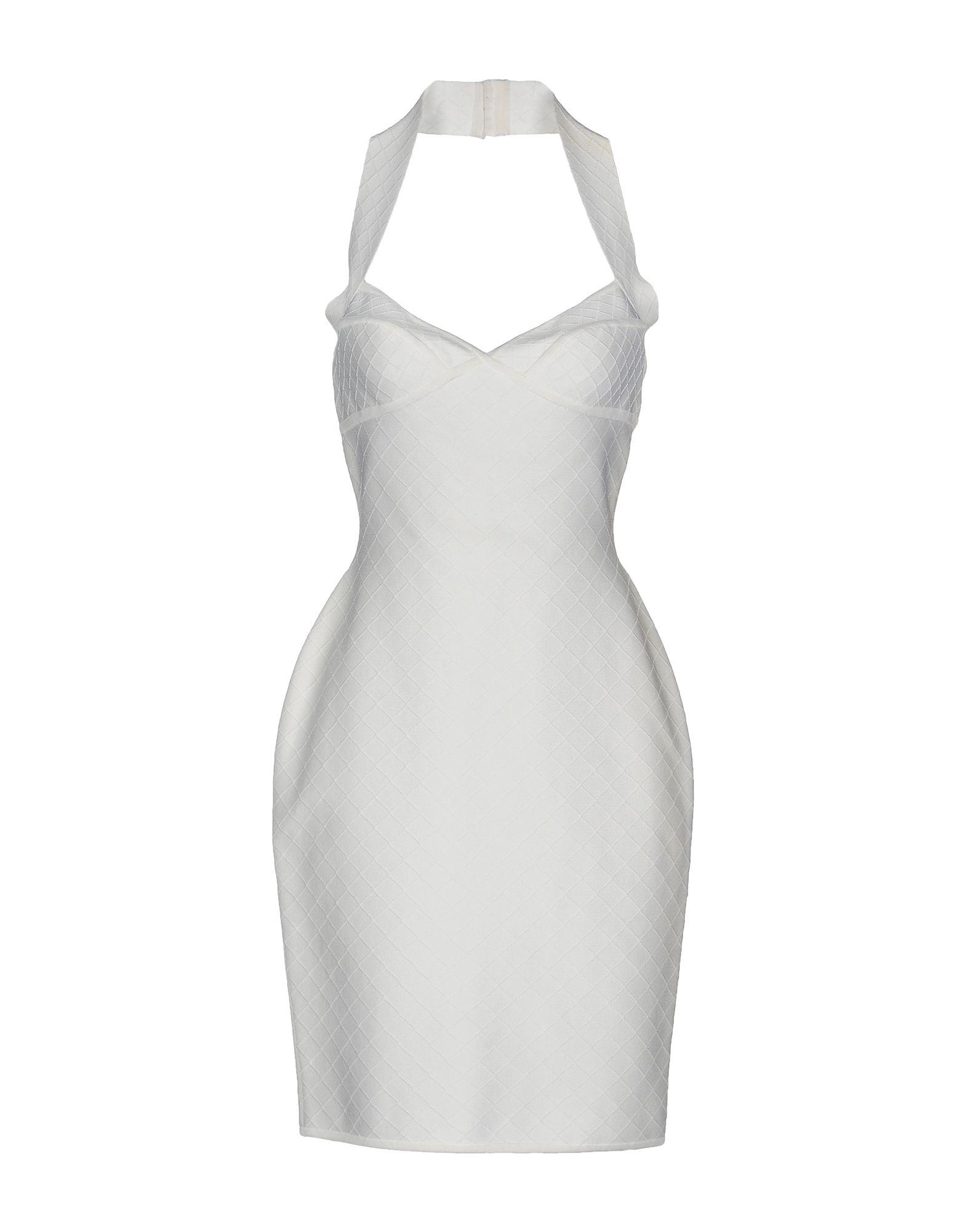 HERVE' L. LEROUX Короткое платье herve l leroux короткое платье