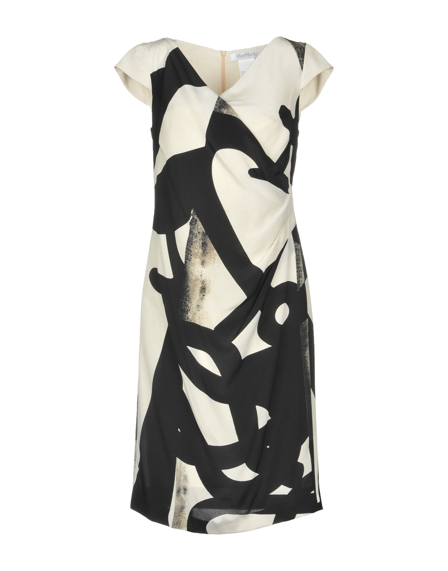 MAX MARA Платье до колена комплект платьев полуприлегающее платье прилегающее платье max mara платья и сарафаны приталенные