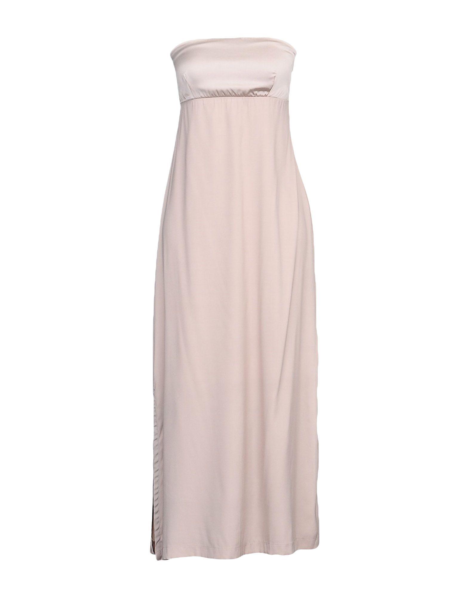ES'GIVIEN Платье длиной 3/4 lisa corti платье длиной 3 4