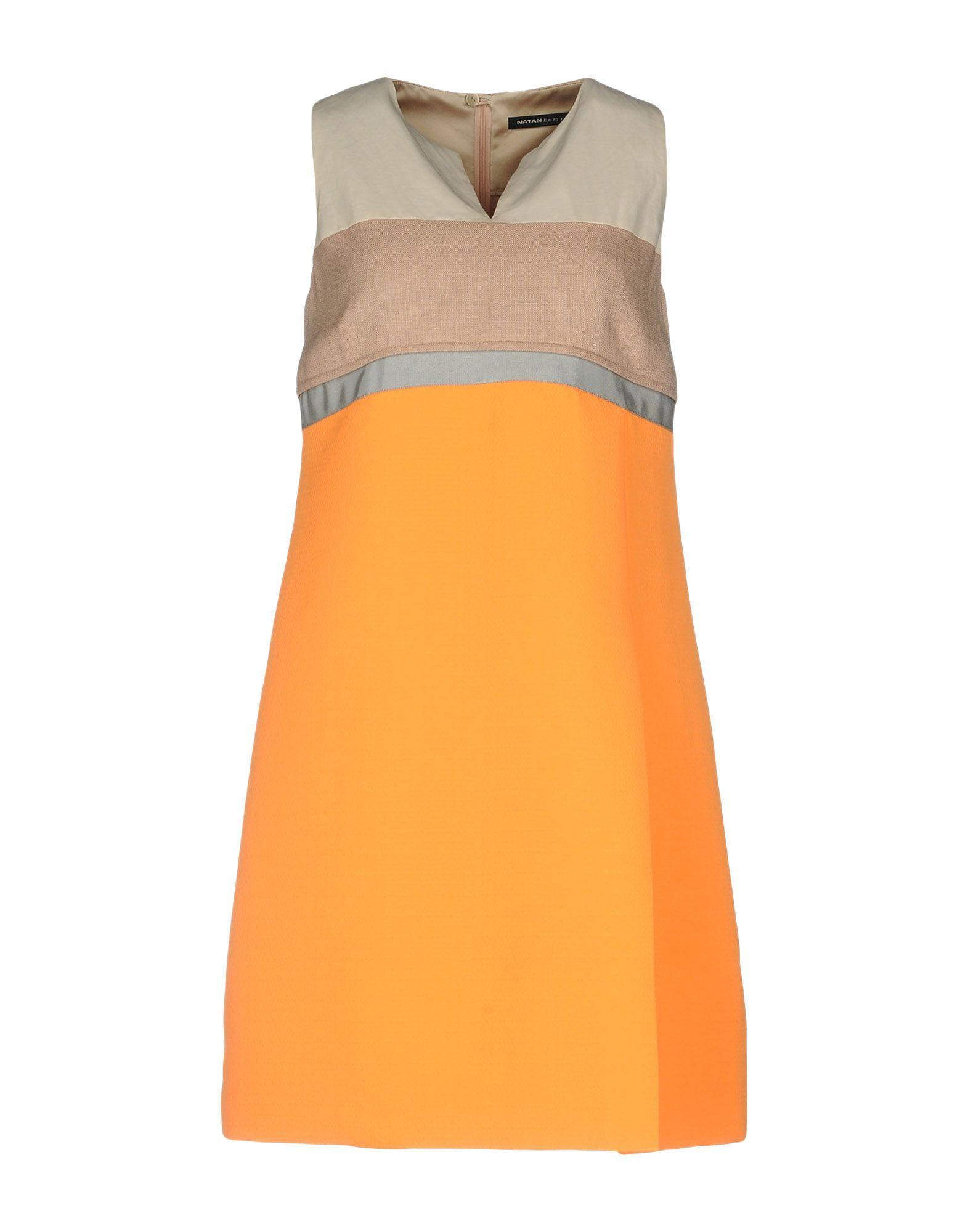 NATAN EDITION 5 Короткое платье цены онлайн