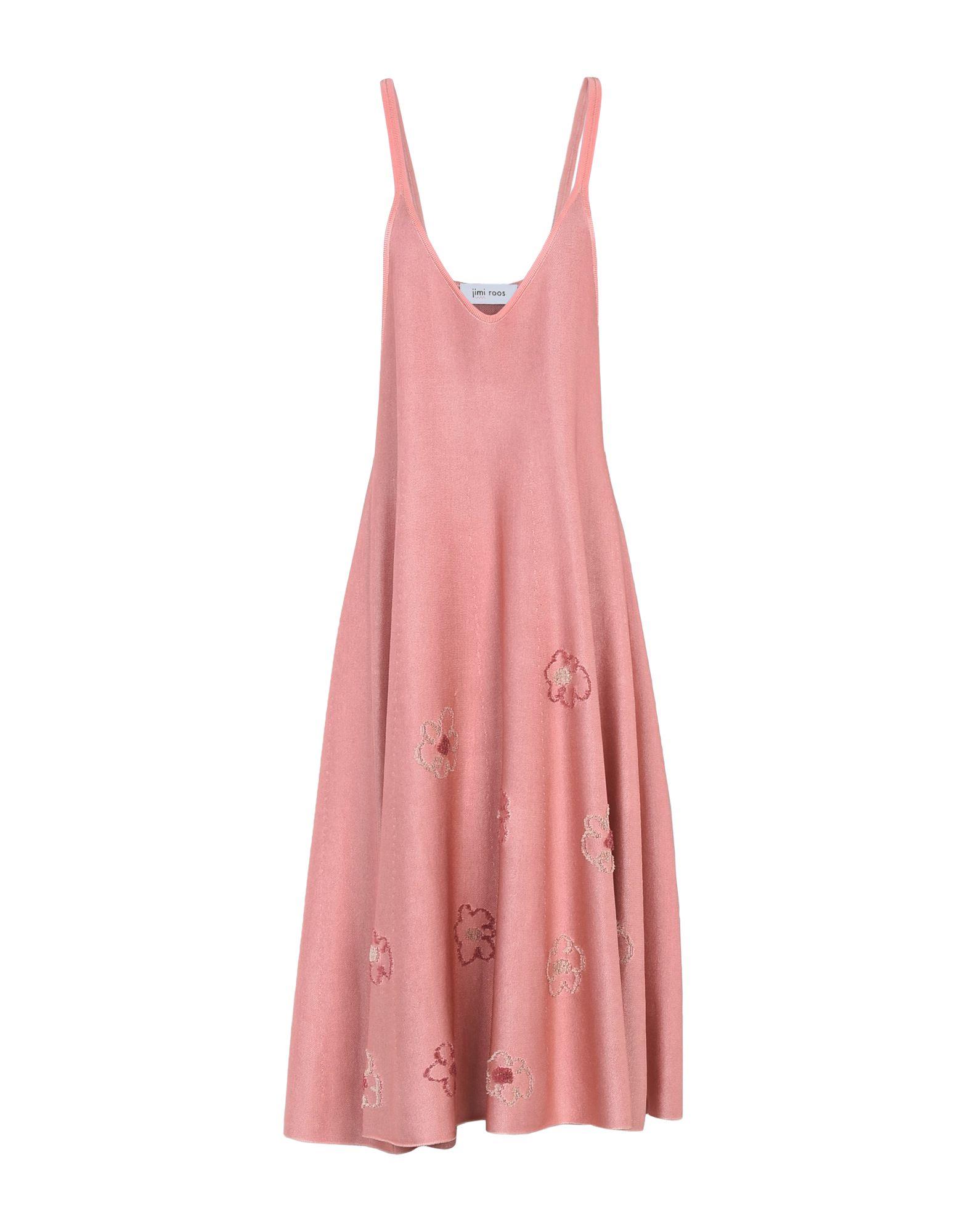 купить JIMI ROOS Платье длиной 3/4 по цене 6700 рублей