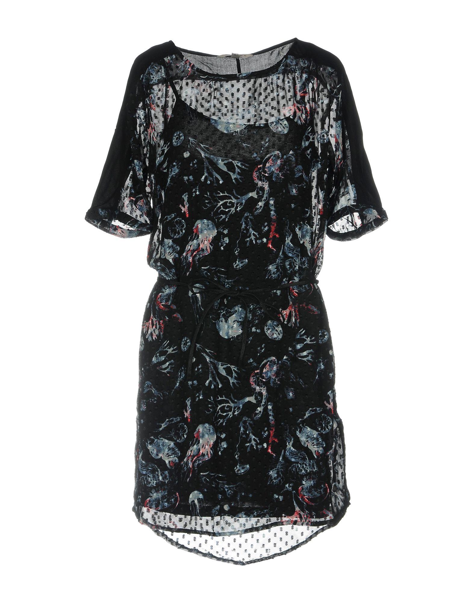 GARCIA JEANS Короткое платье lisa corti короткое платье