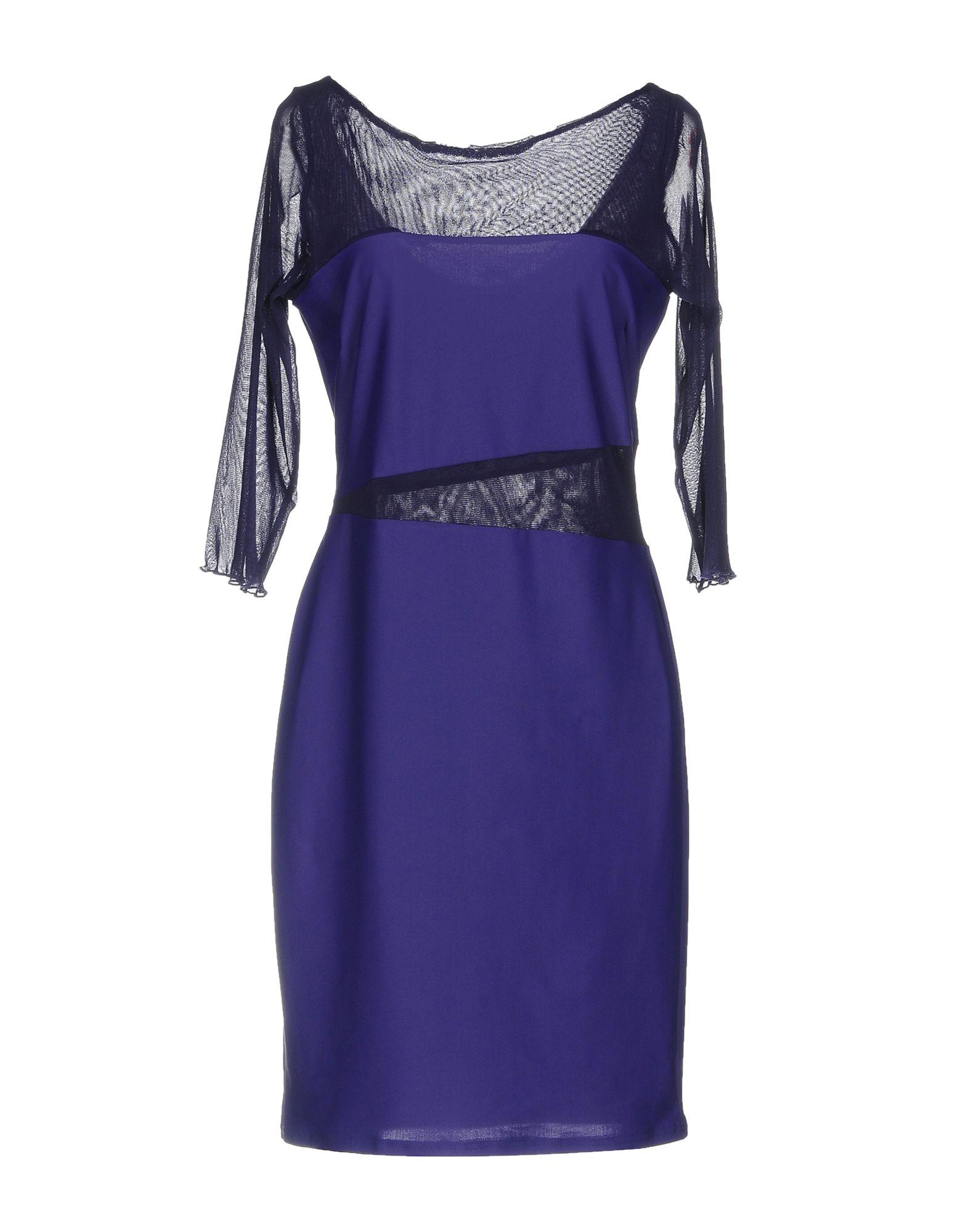 цены на ALESSANDRO LEGORA Короткое платье в интернет-магазинах