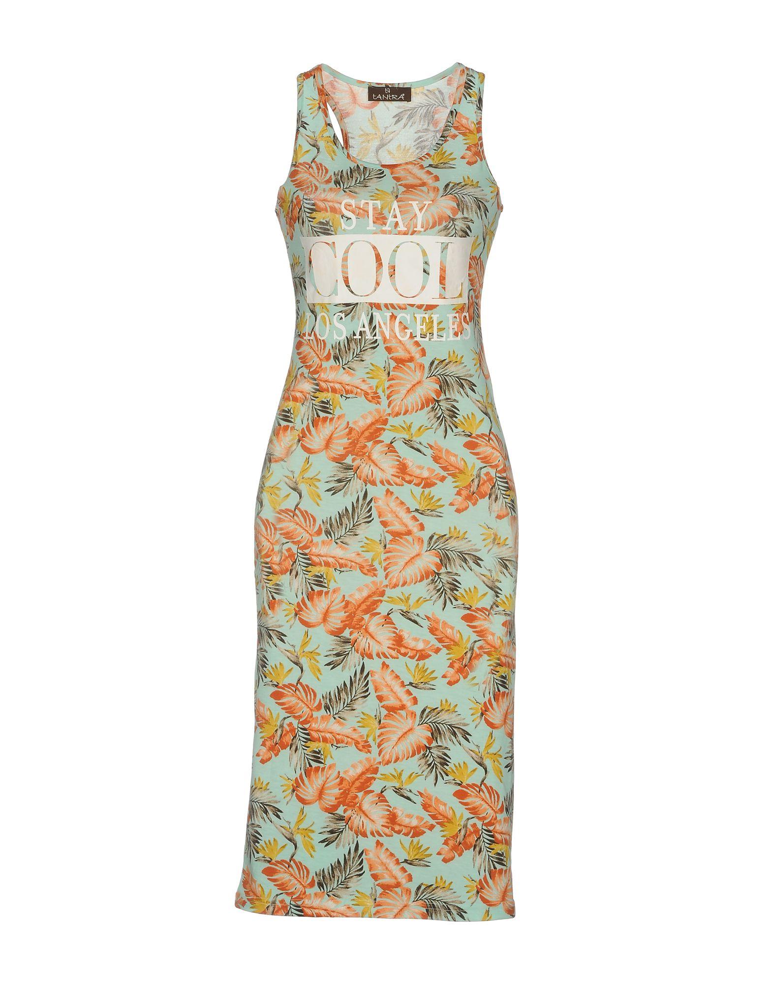 TANTRA Платье до колена цена 2017