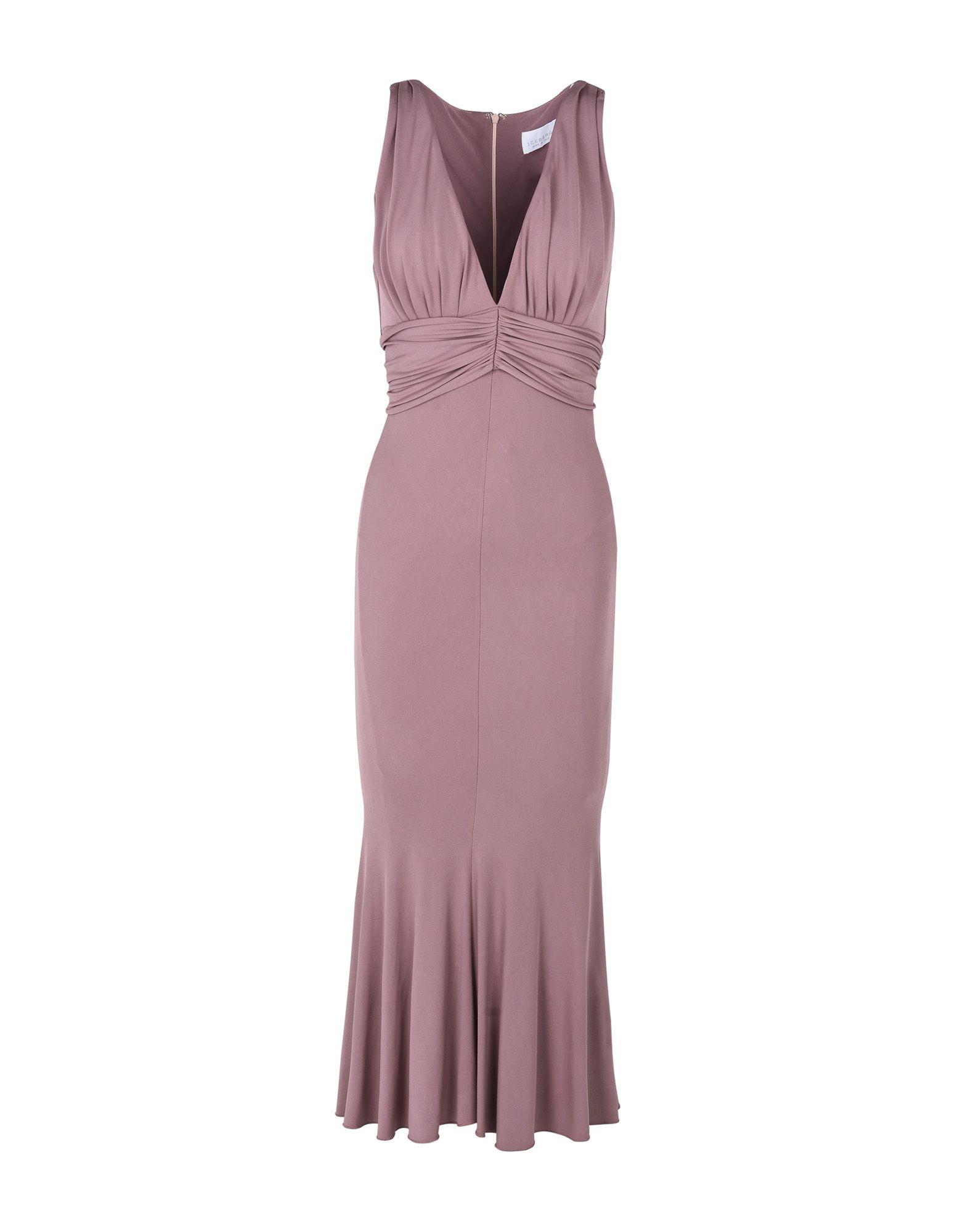 ICEBERG Платье длиной 3/4 tenax платье длиной 3 4