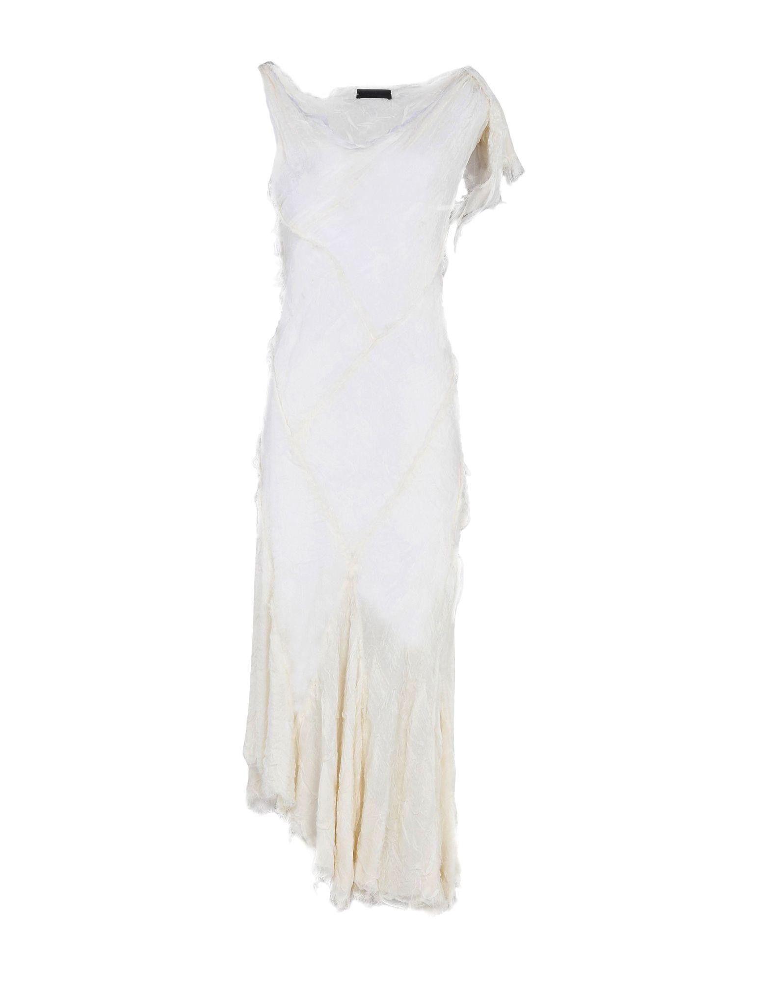 DONNA KARAN Длинное платье donna karan топ без рукавов