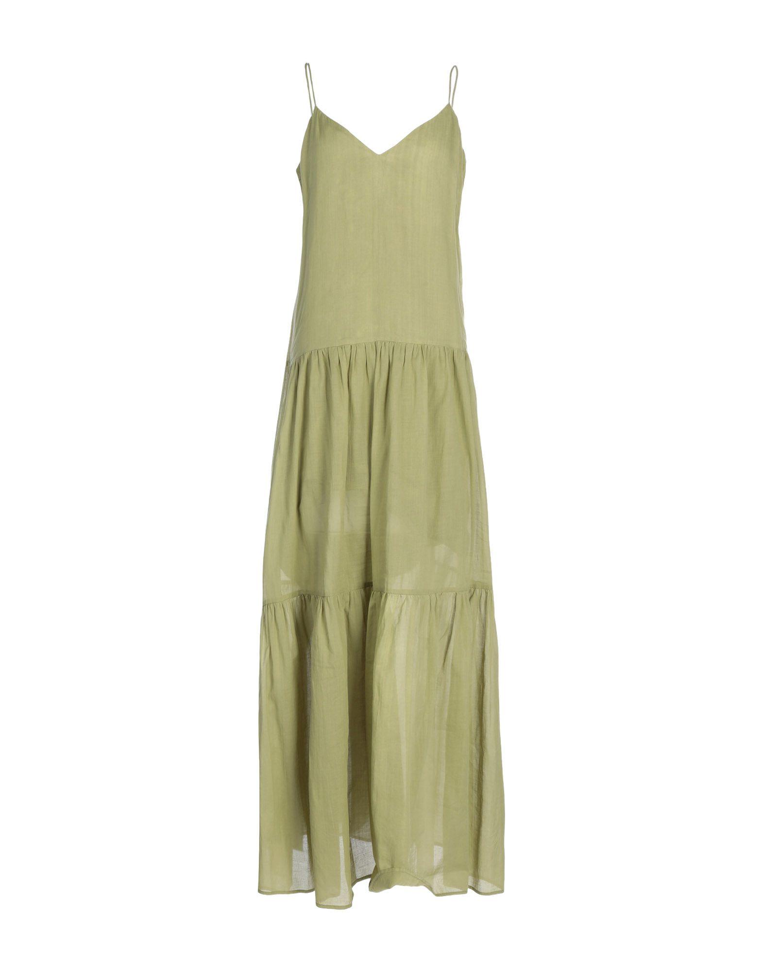 GOLD CASE Длинное платье gold case pубашка