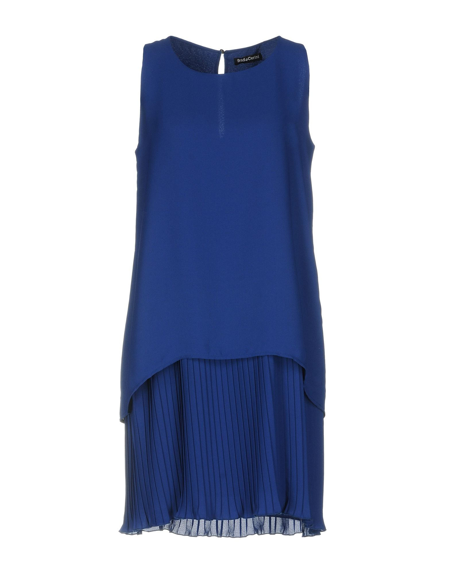 где купить FRIDA CERINI Короткое платье по лучшей цене