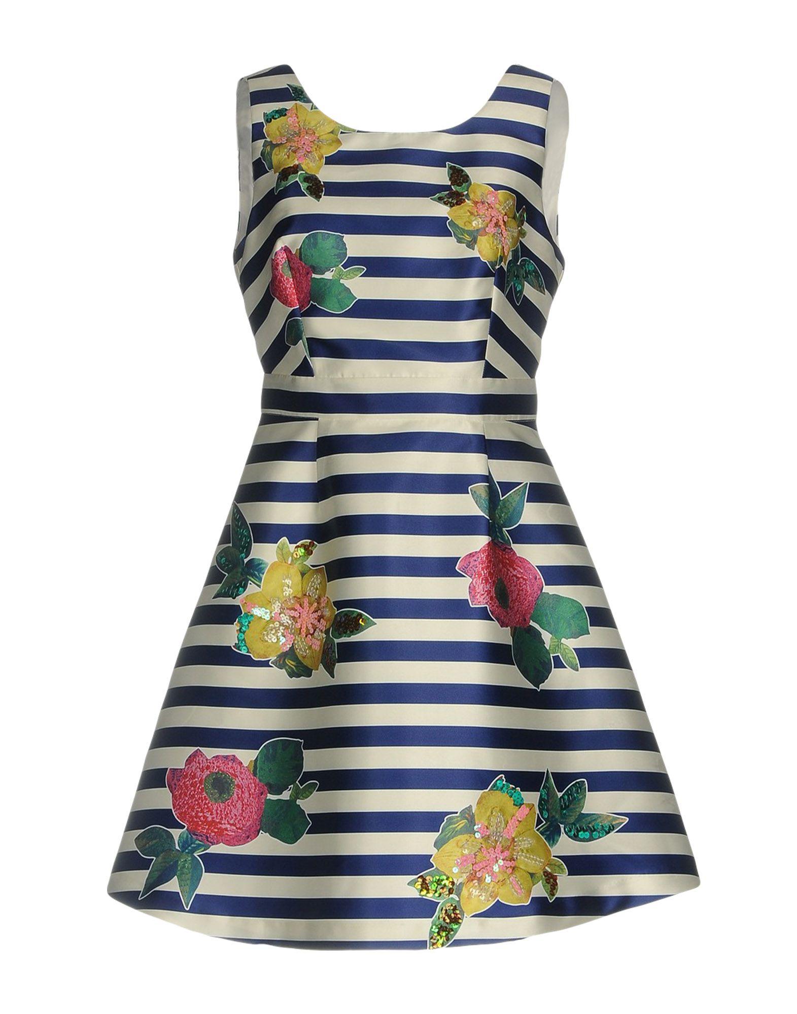 ALLURE Короткое платье achillea короткое платье