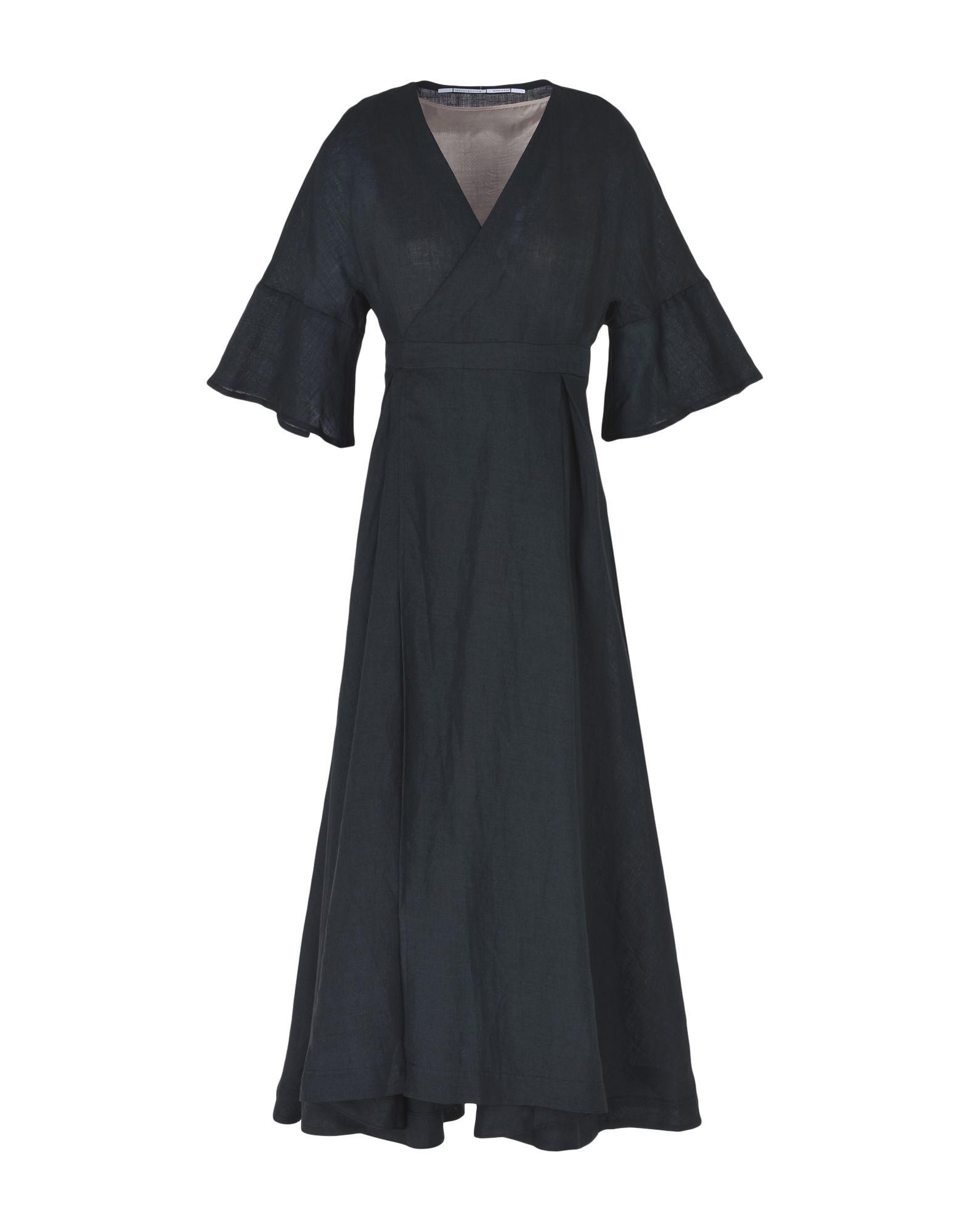 MAISON LAVINIATURRA Платье длиной 3/4 lisa corti платье длиной 3 4