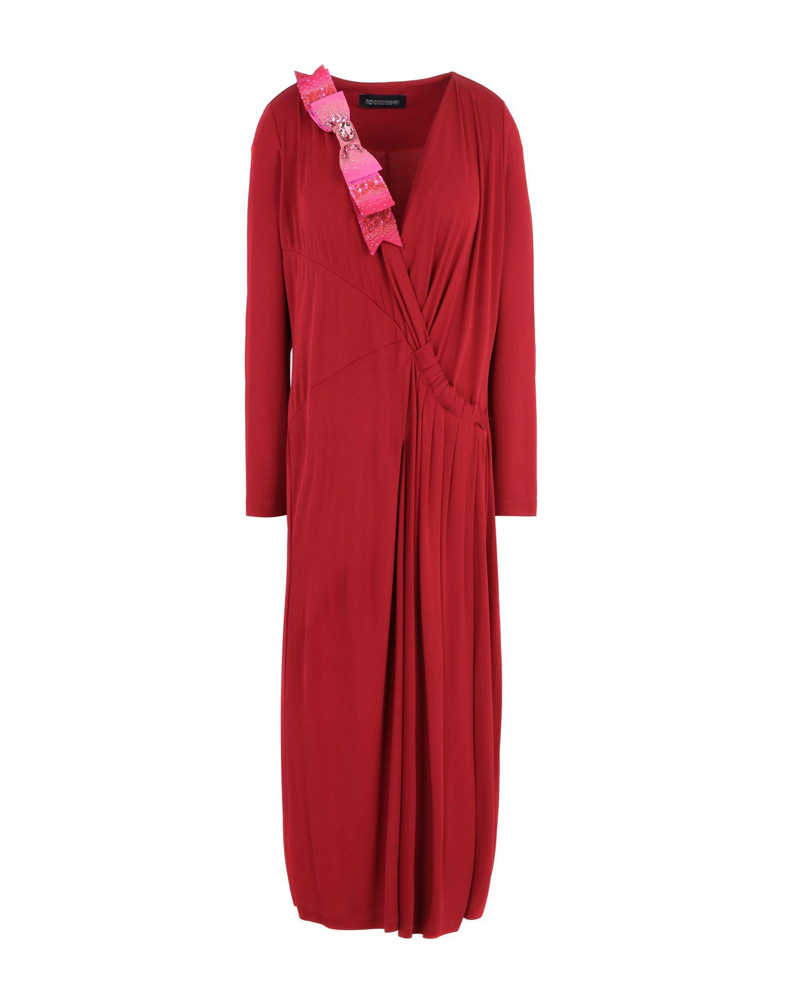 MARIA GRAZIA SEVERI Платье длиной 3/4 maria grachvogel платье длиной 3 4