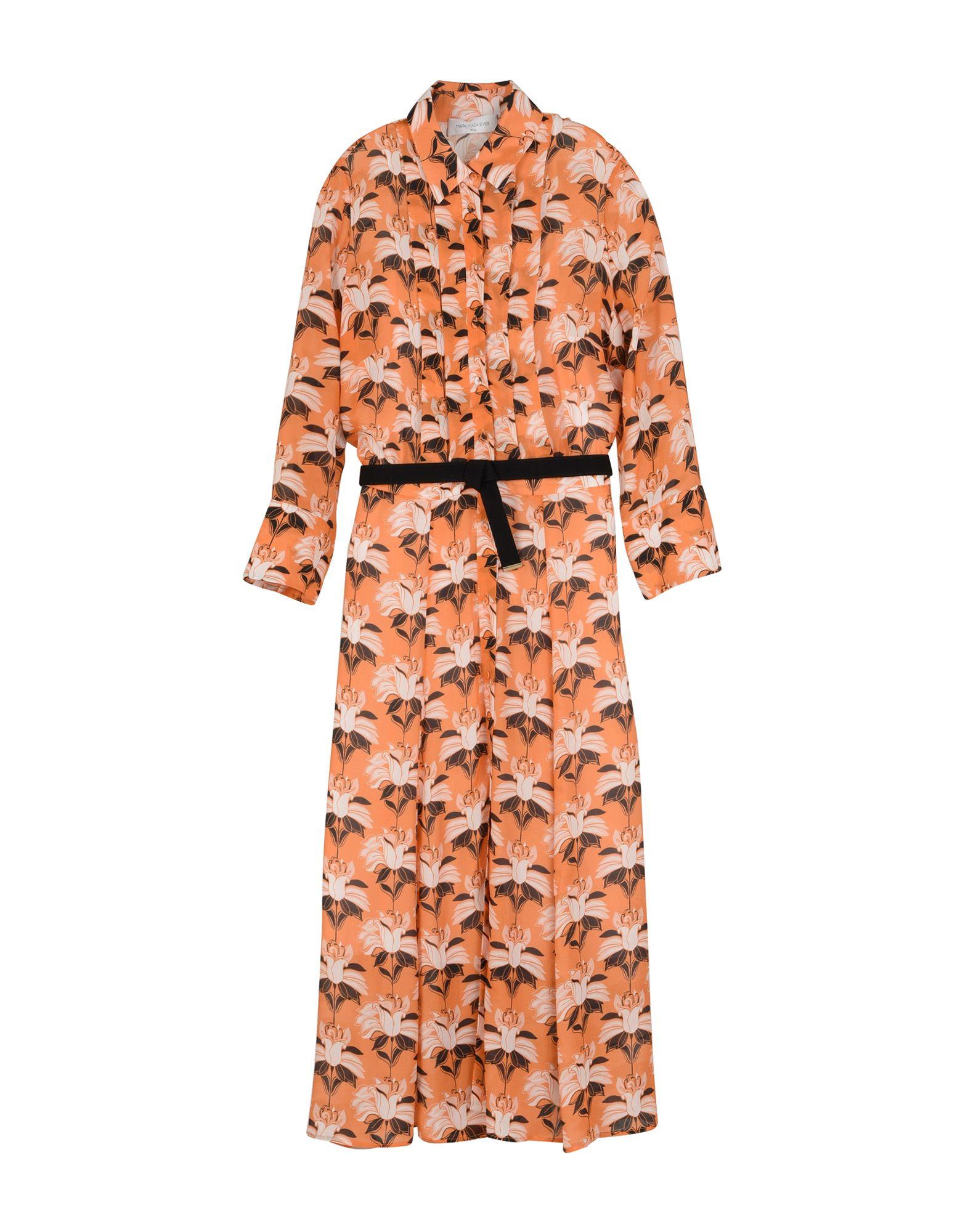 MARIA GRAZIA SEVERI Платье длиной 3/4 lisa corti платье длиной 3 4