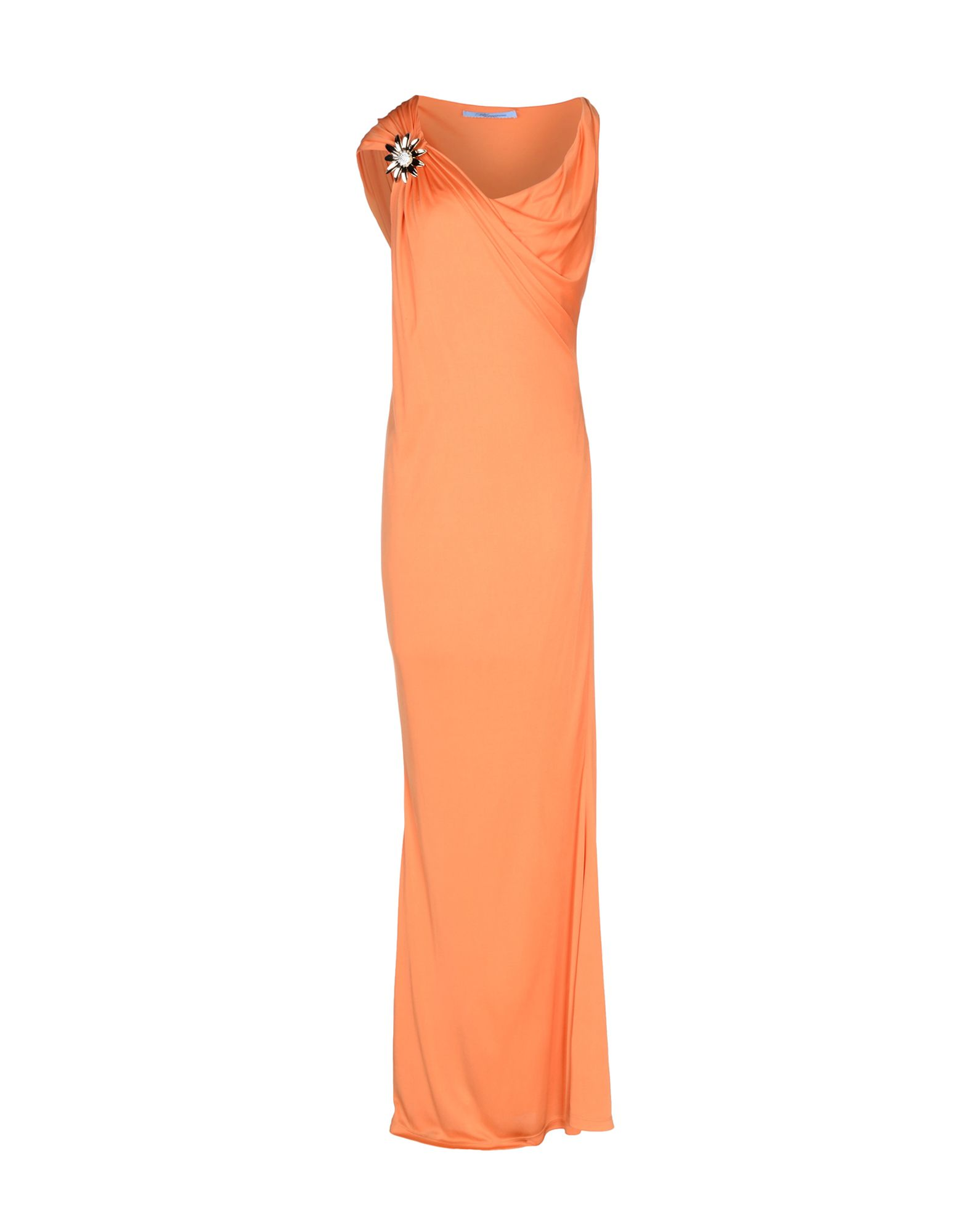 BLUGIRL BLUMARINE Длинное платье blugirl платье с принтом