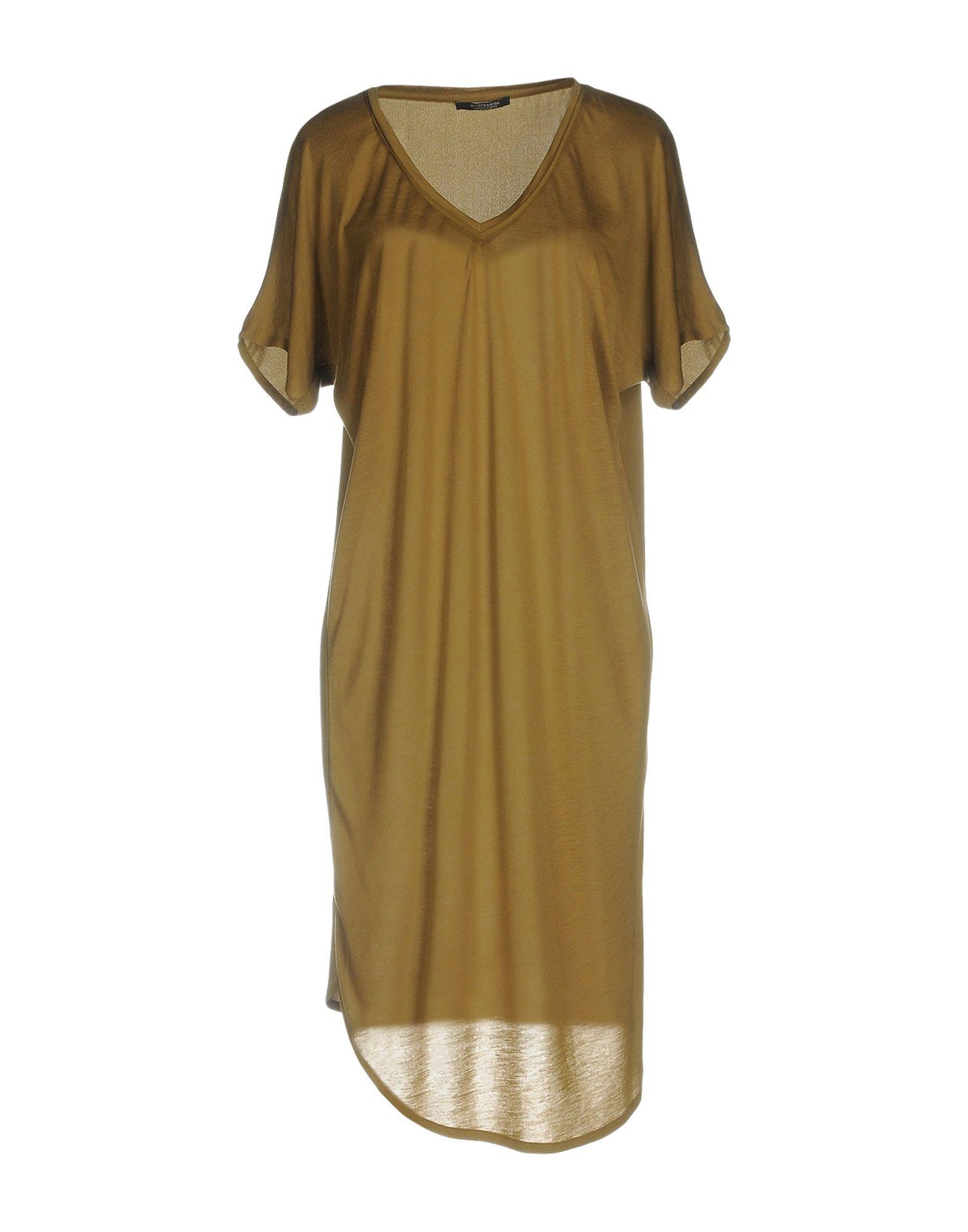SCOTCH & SODA Платье до колена
