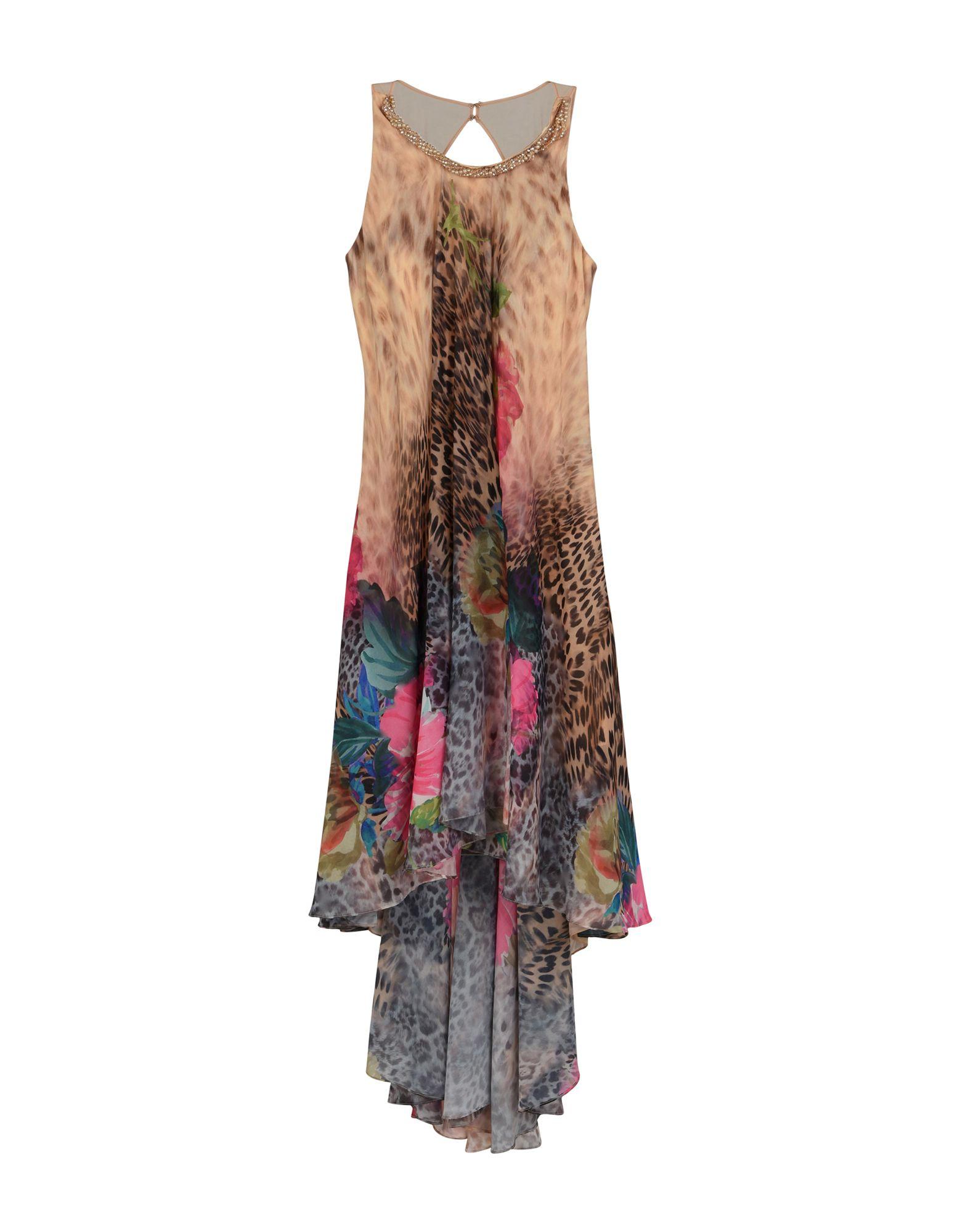 MAESTRI Платье до колена maestri длинное платье