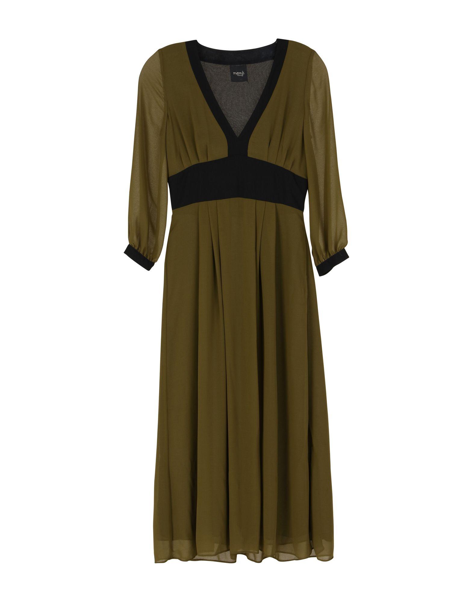 MEM.JS Платье длиной 3/4 lisa corti платье длиной 3 4