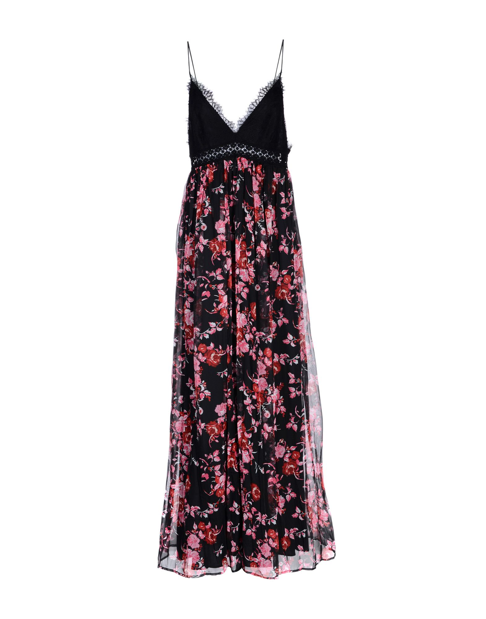 PINKO Длинное платье anais gillian комбинация