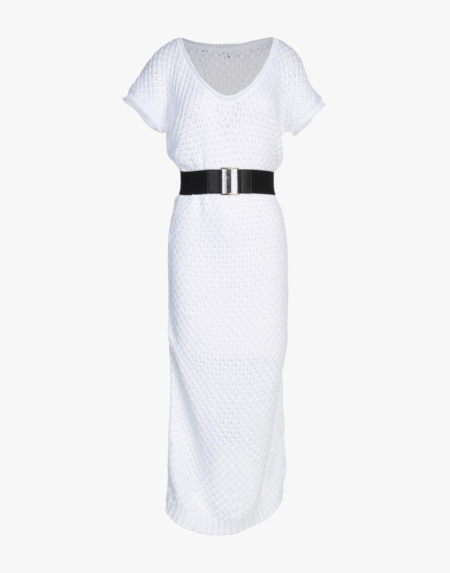 MILA SCHÖN CONCEPT Платье длиной 3/4 mila schon concept короткое платье