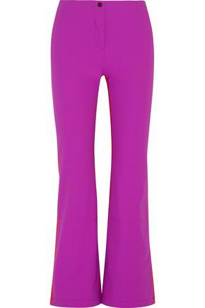 FENDI Two-tone stretch-shell ski pants