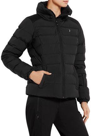 PEAK PERFORMANCE Supreme Megeve quilted shell down ski jacket