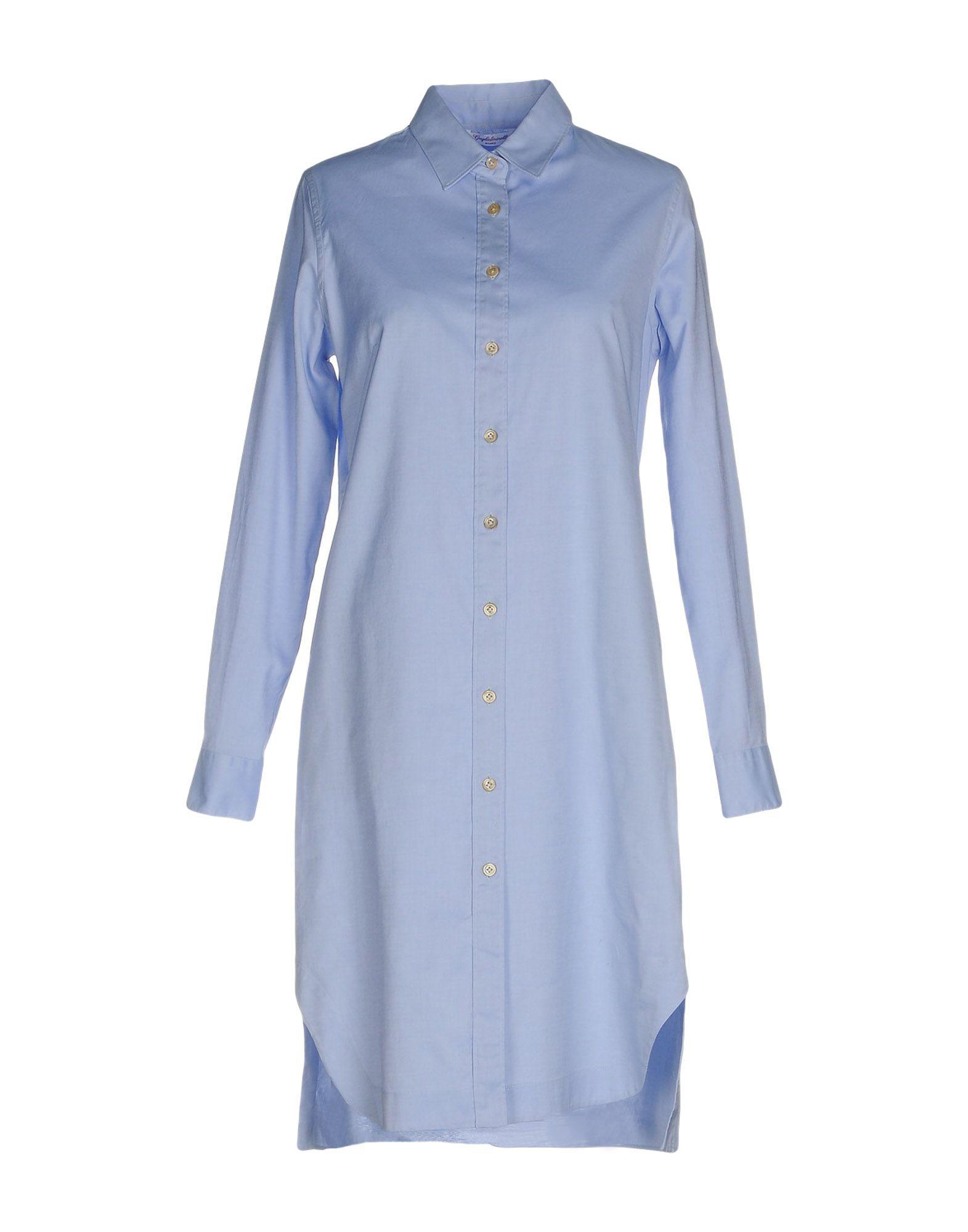 где купить GUGLIELMINOTTI Платье до колена по лучшей цене