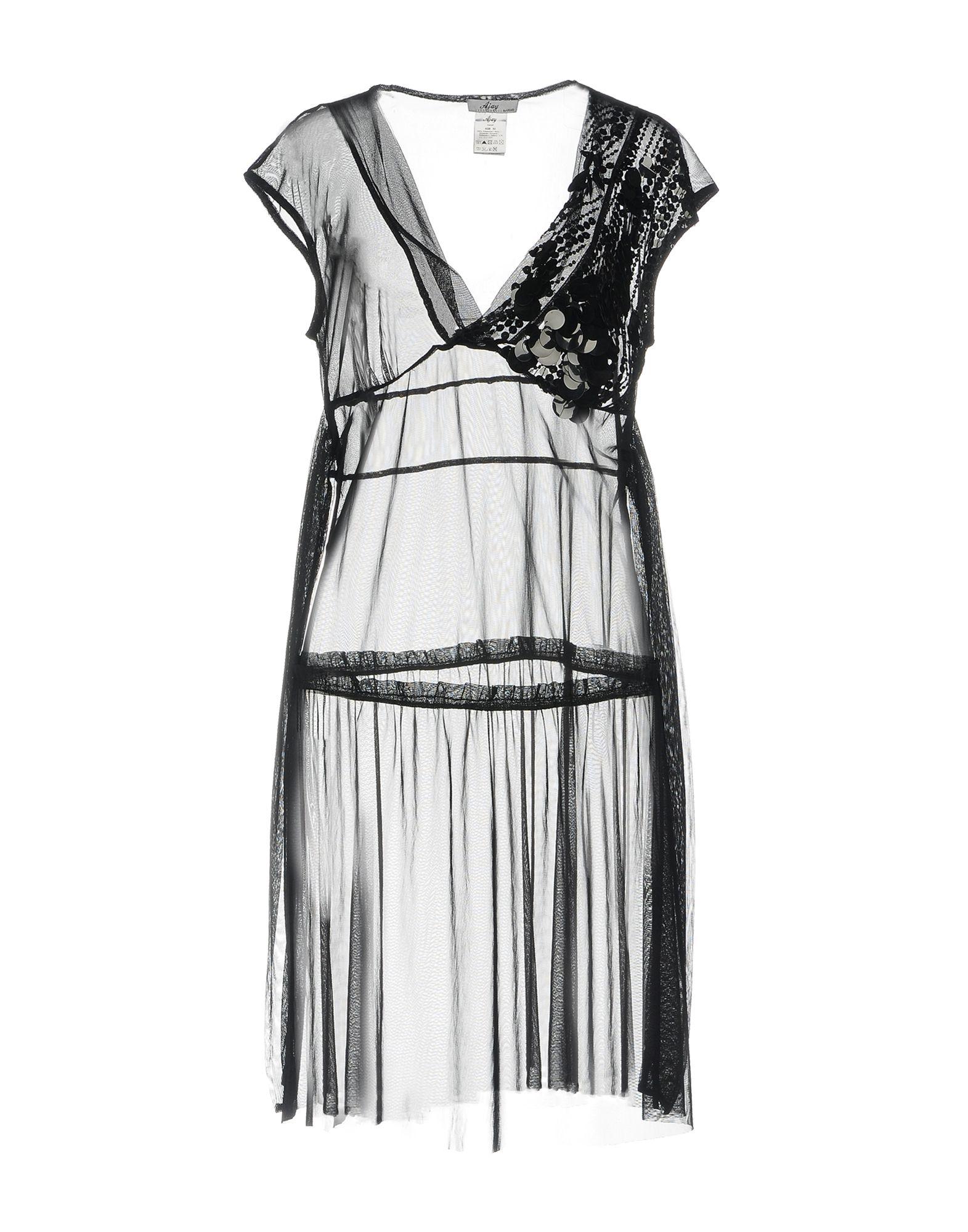 цена AJAY Платье до колена онлайн в 2017 году