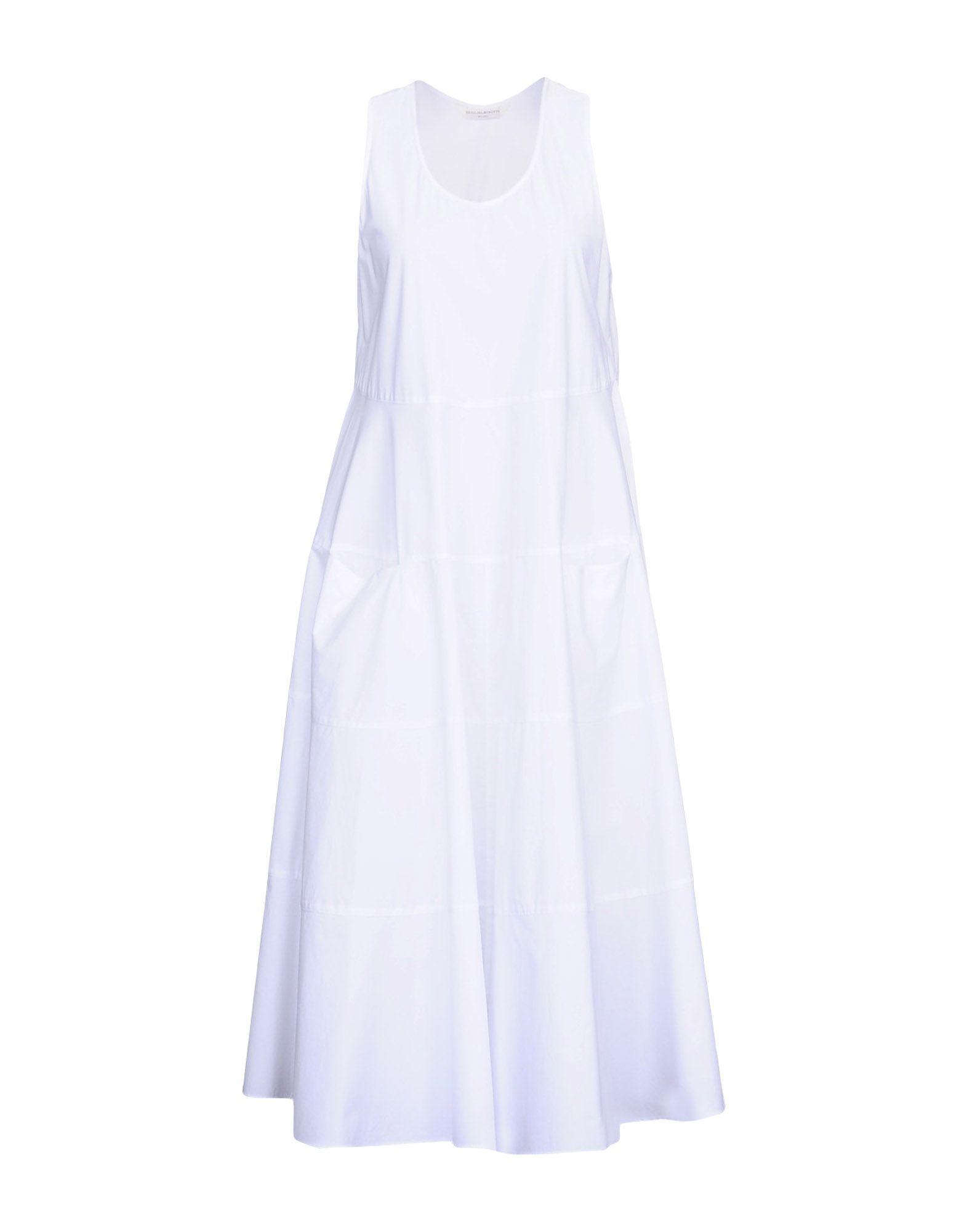 GUGLIELMINOTTI Платье длиной 3/4 платье 3 в 1