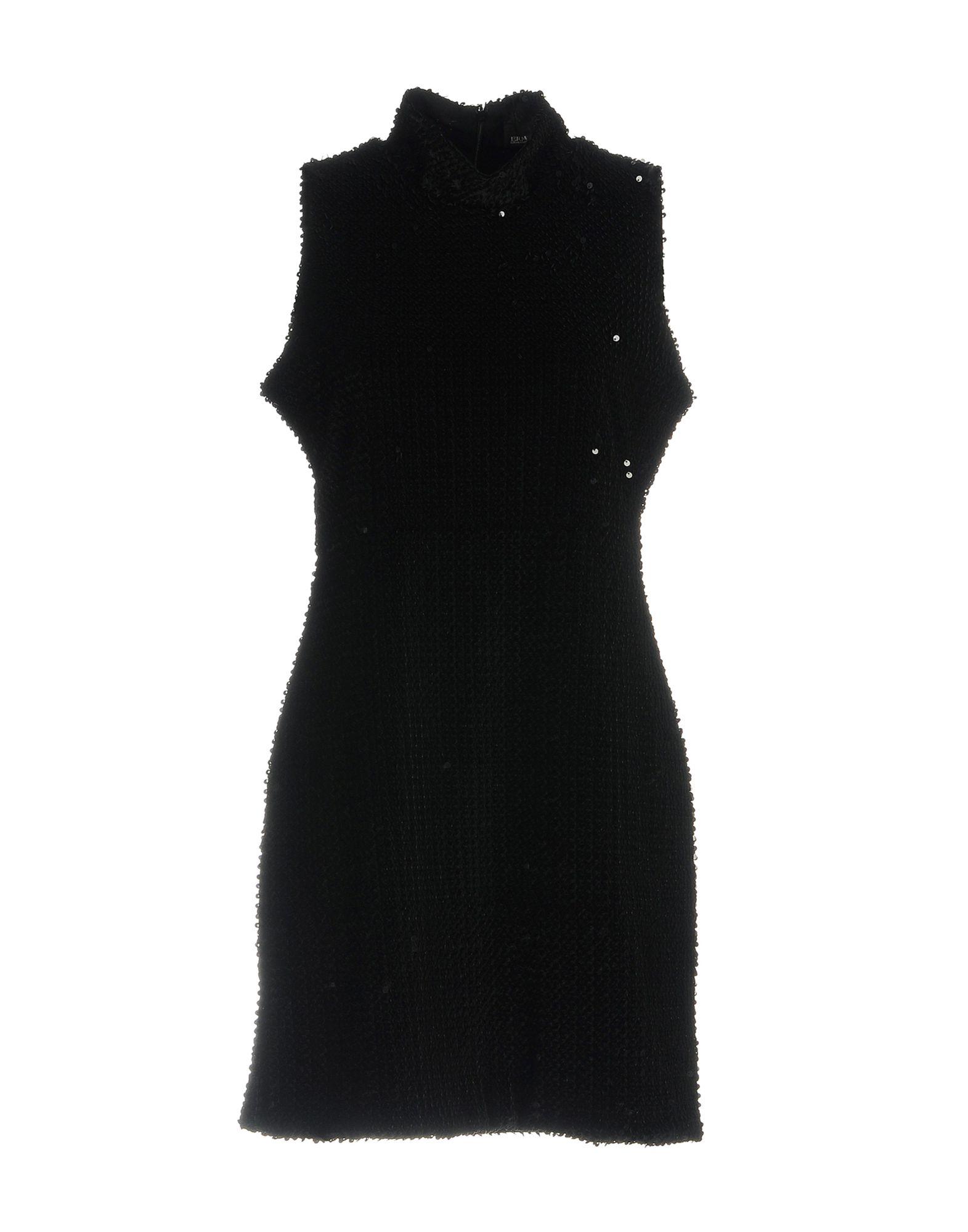 цена ERMANNO DI ERMANNO SCERVINO Короткое платье онлайн в 2017 году