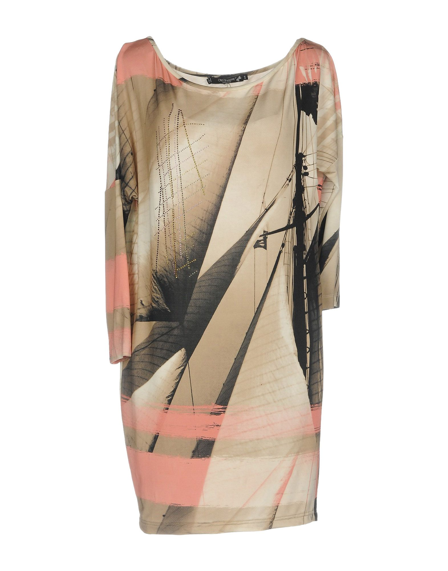 цены CRISTINAEFFE COLLECTION Короткое платье