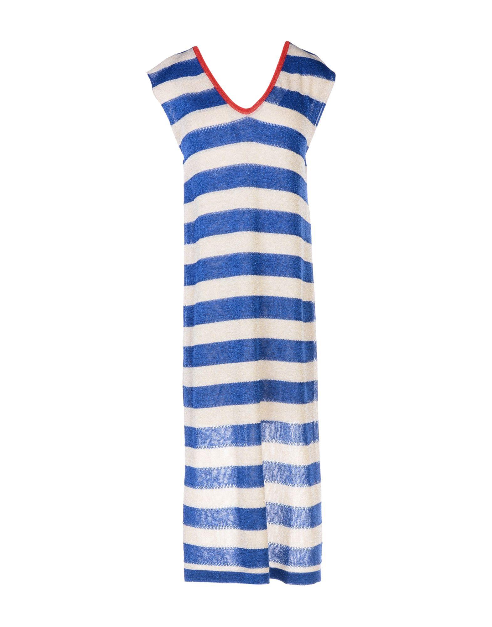 CHIARA BERTANI Платье длиной 3/4 chiara bertani гетры для рук
