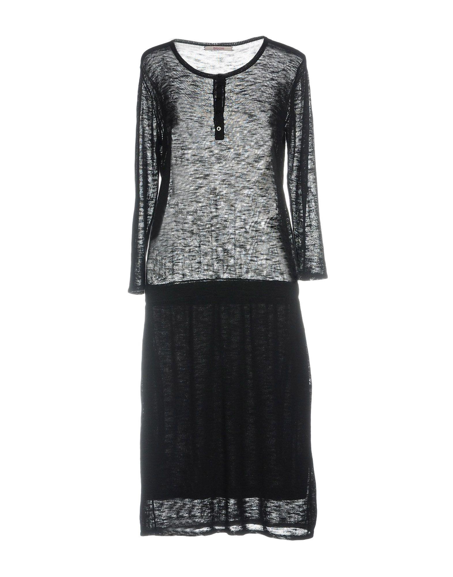 BLOOM Платье до колена цена 2017