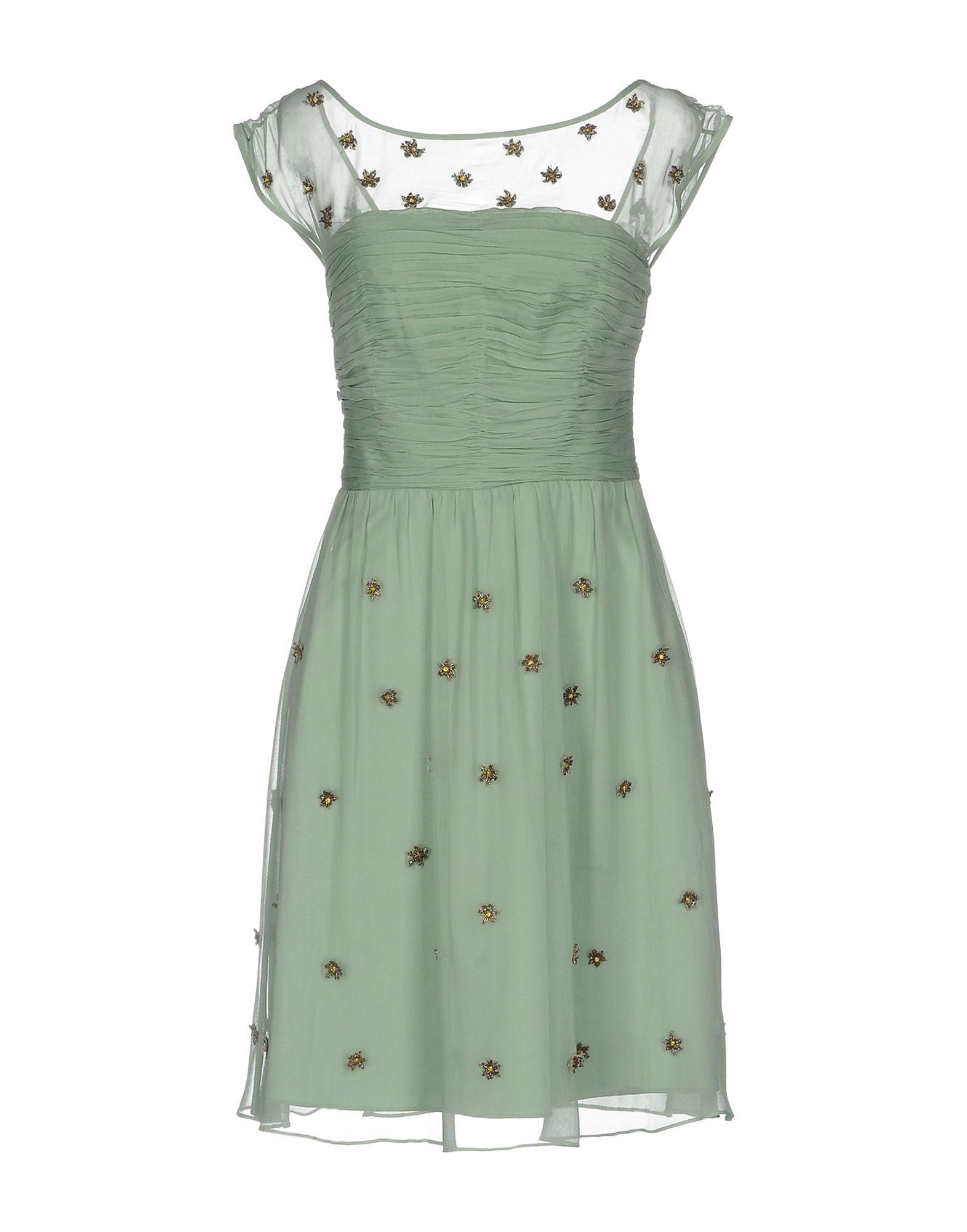 MIGUEL PALACIO for HOSS INTROPIA Короткое платье intropia длинная юбка