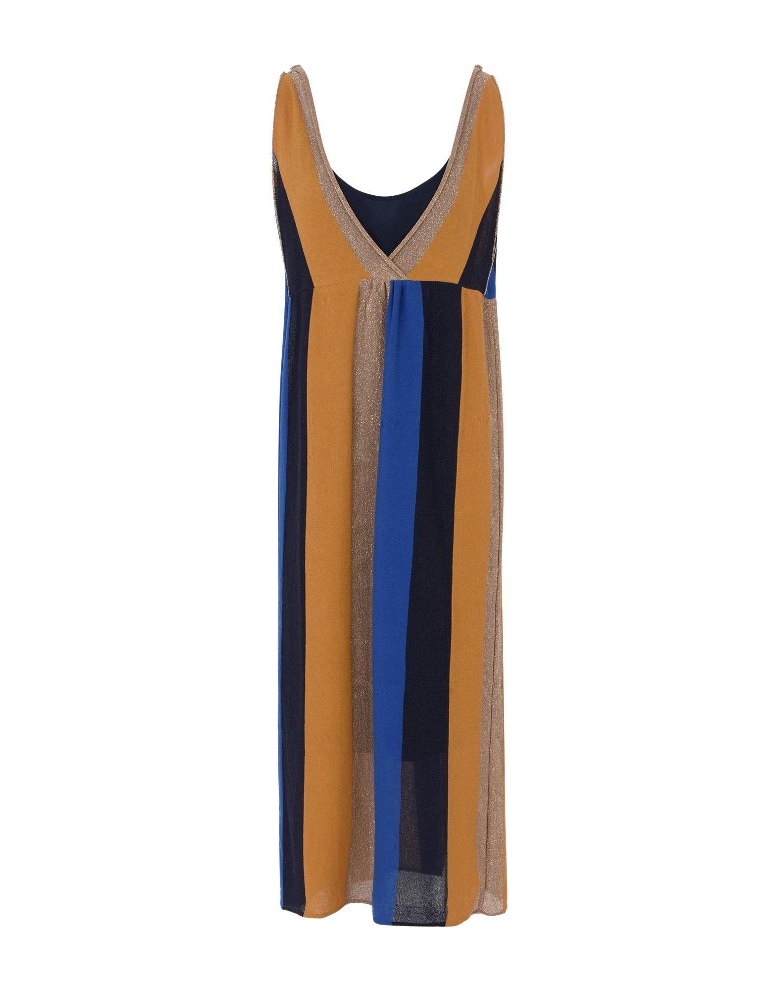 FLOOR Платье длиной 3/4 lisa corti платье длиной 3 4
