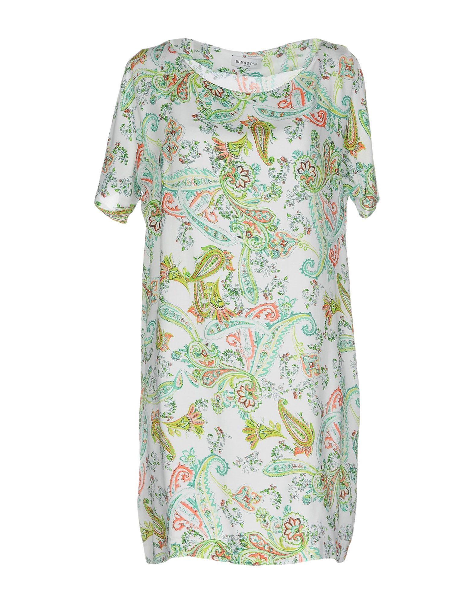 ELMAS PHIL | ELMAS PHIL Short dresses | Goxip
